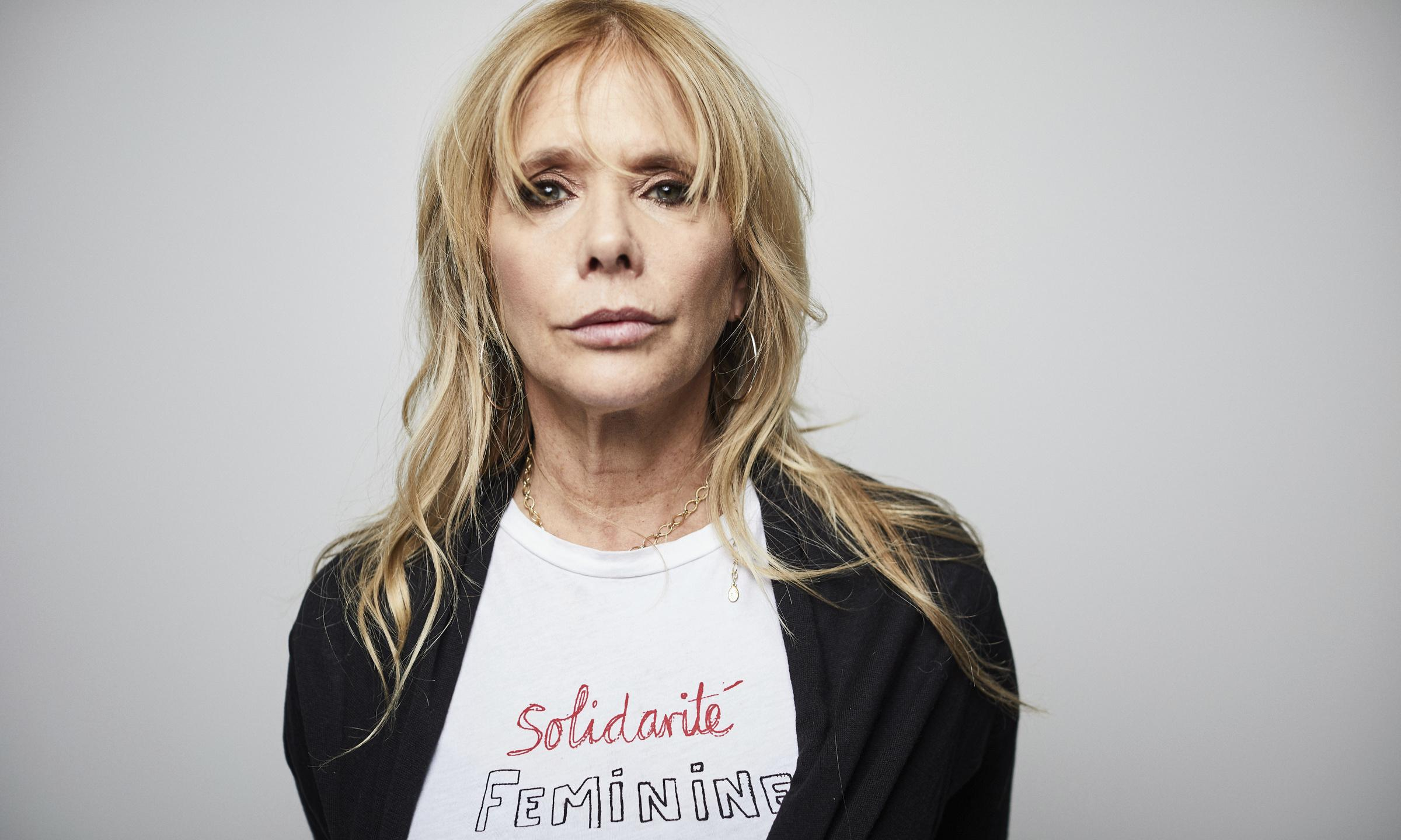 Rosanna Arquette on the Weinstein trial: 'We are never, ever going to be silent again'