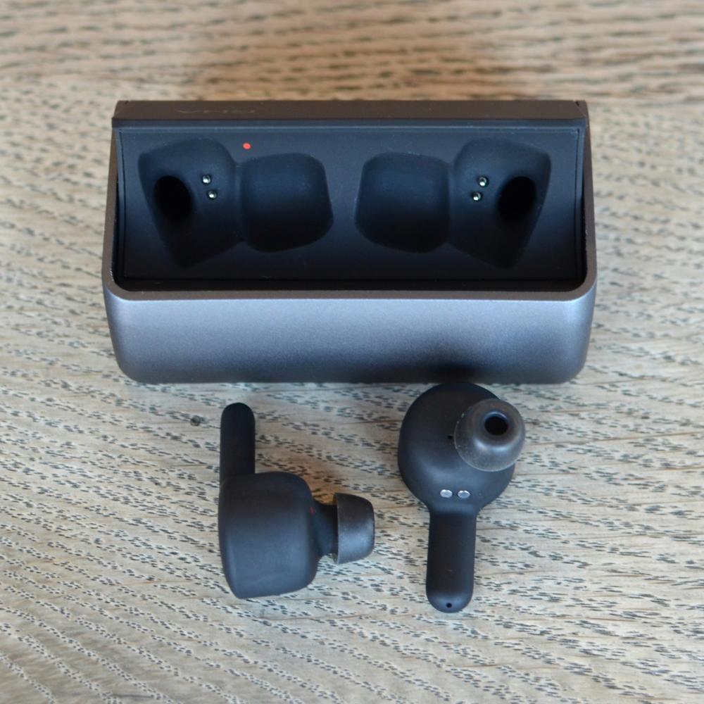 RHA TrueConnect - wireless earbuds