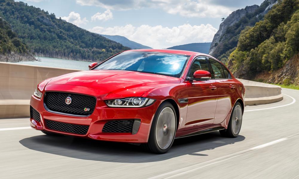 'Plenty to applaud': the Jaguar XE.