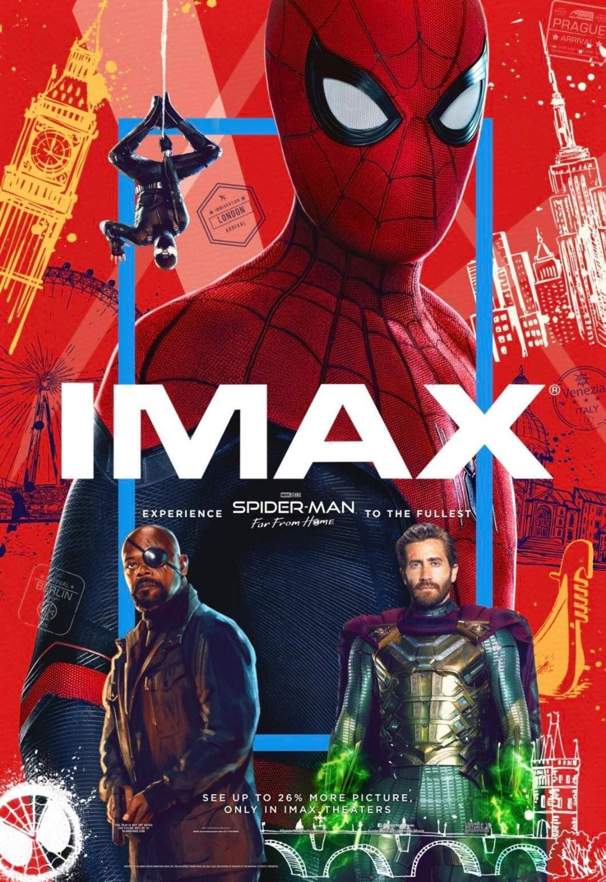 Why are Marvel's Spider-Man posters so bad?
