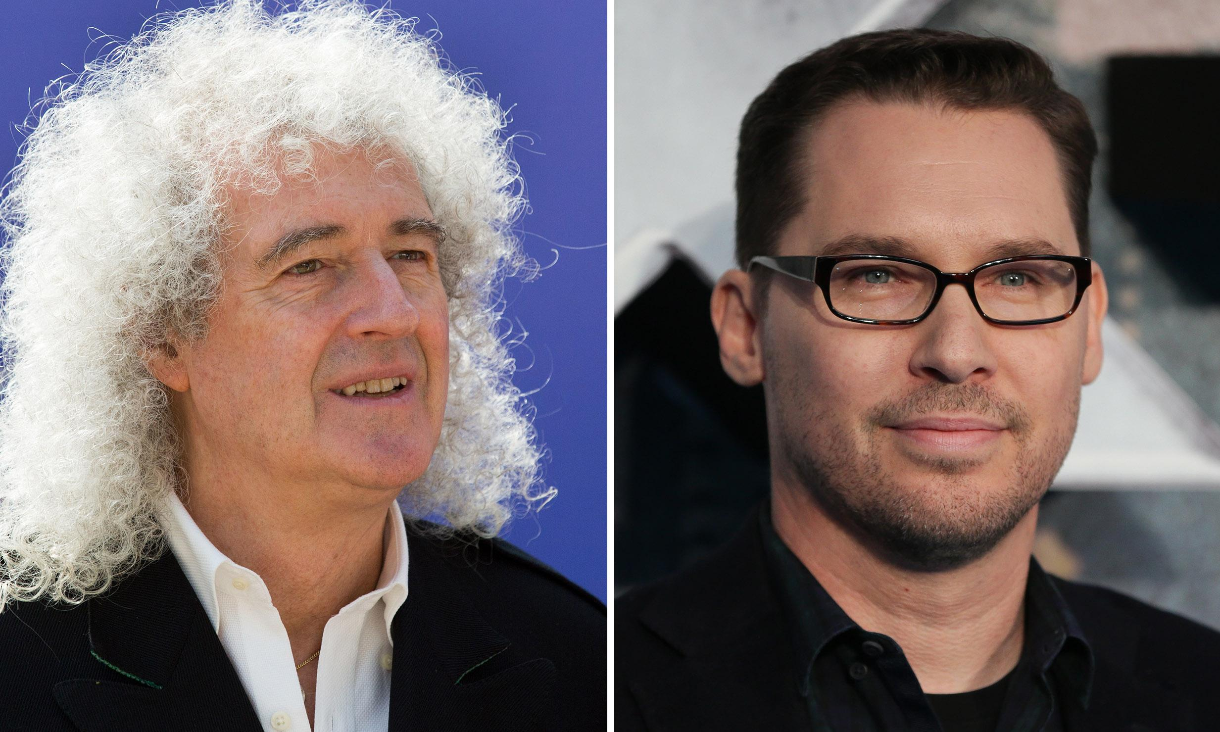Brian May apologises for 'innocent until proven guilty' comment on Bryan Singer