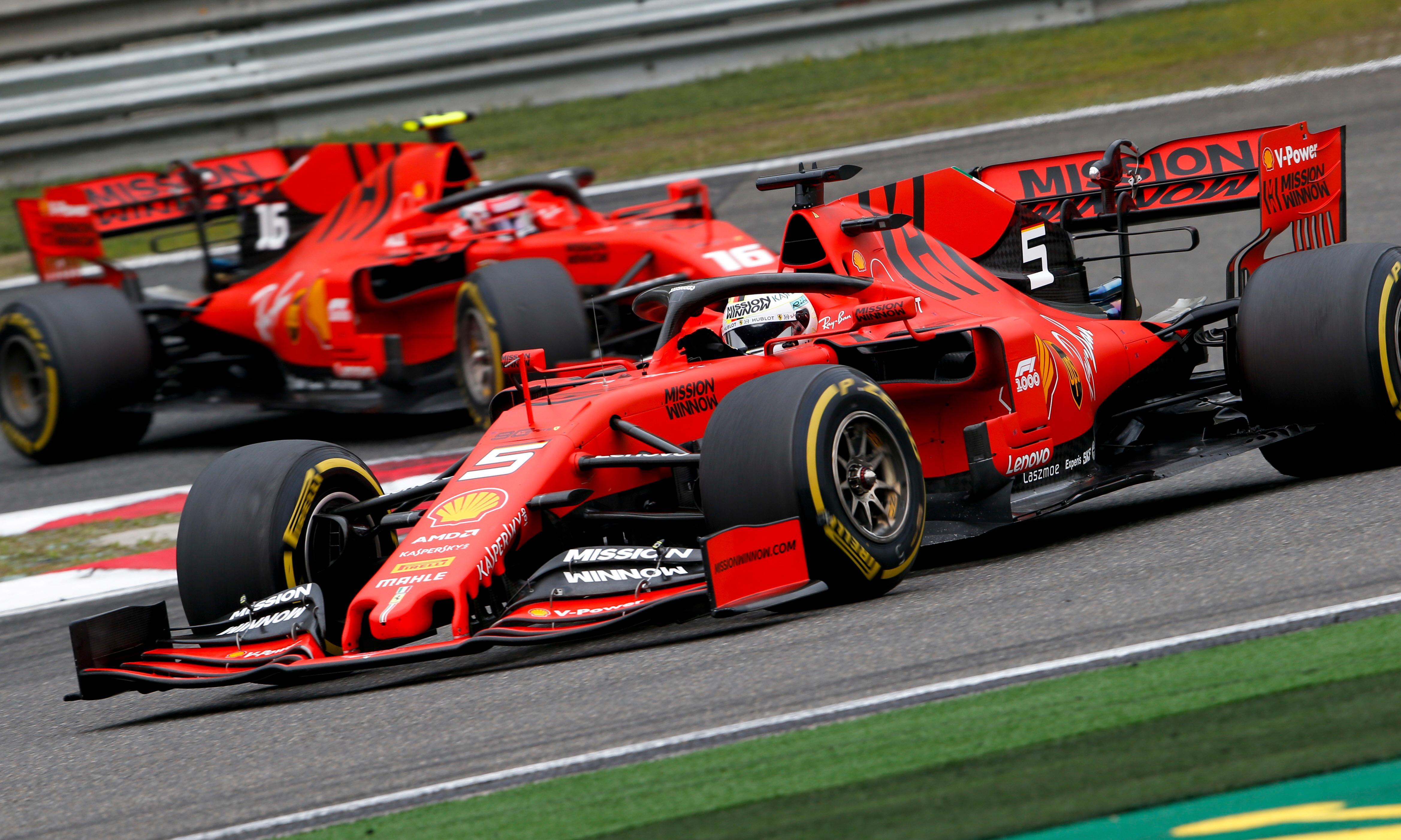 Charles Leclerc forces new dynamic to give Ferrari a team orders headache