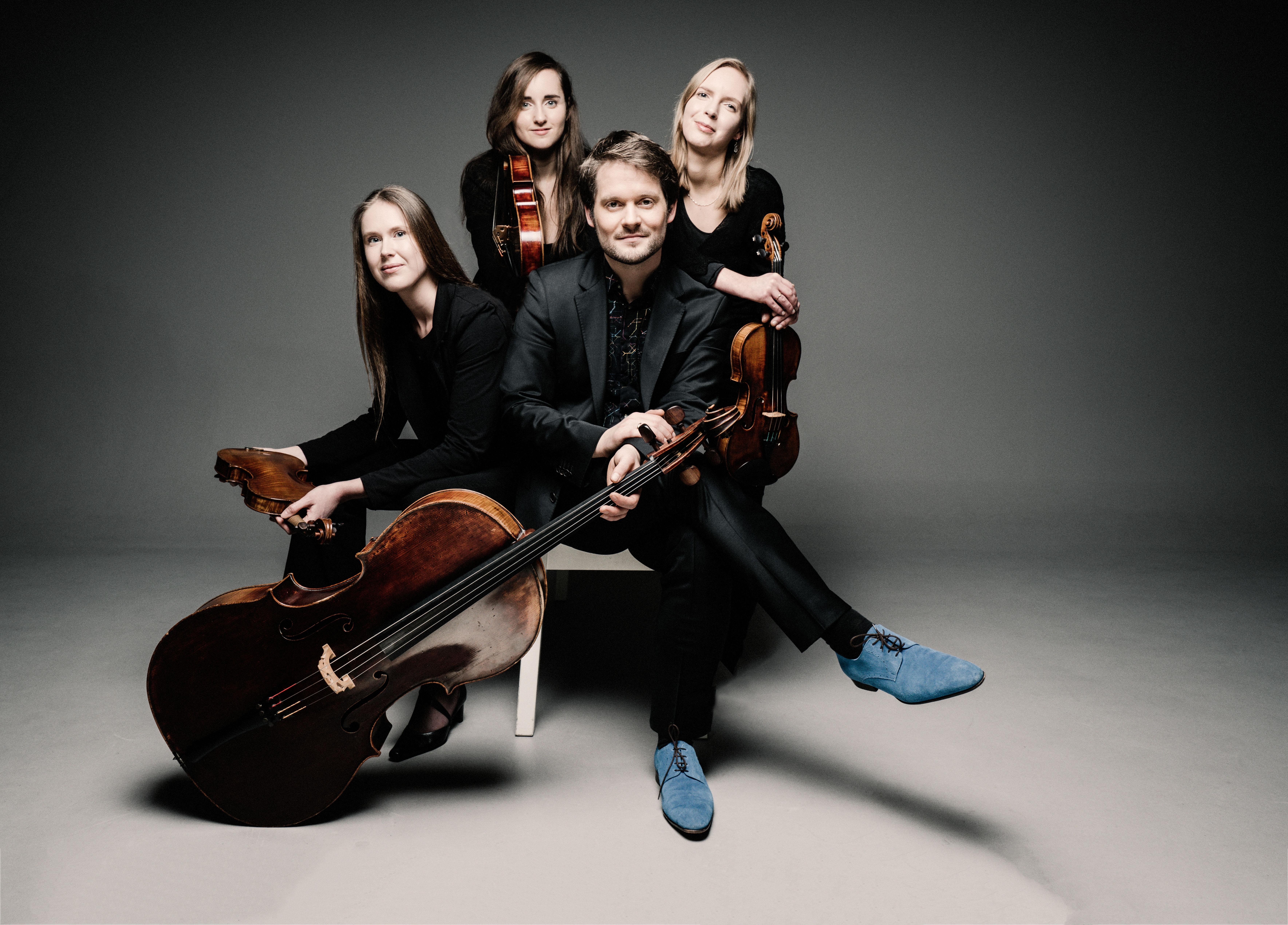 Home listening: Haydn string quartets galore
