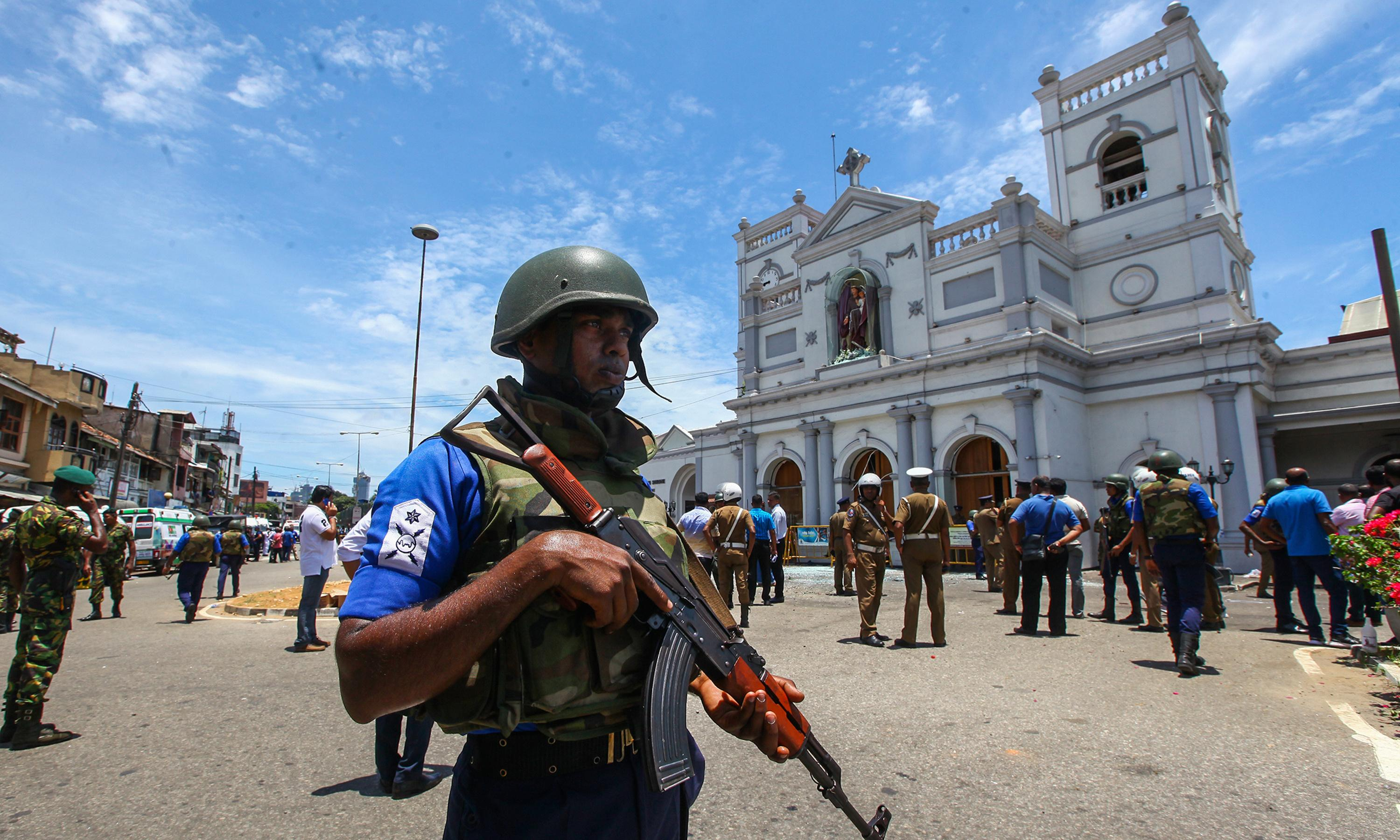 Sri Lanka bombings: doubts over Islamist group's potential role