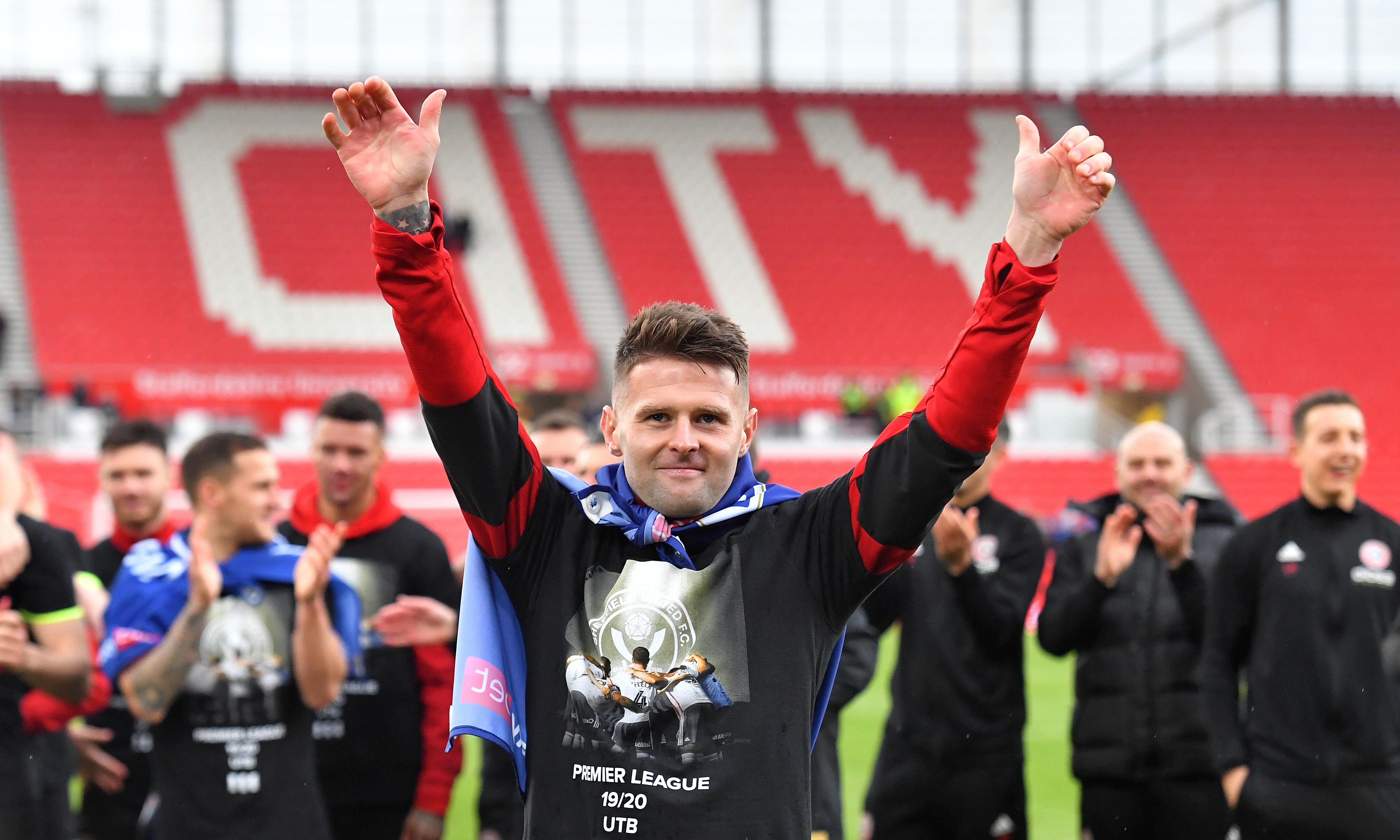 Sheffield United's Ollie Norwood: 'Fergie told me I'd get here … I don't know if he meant it'