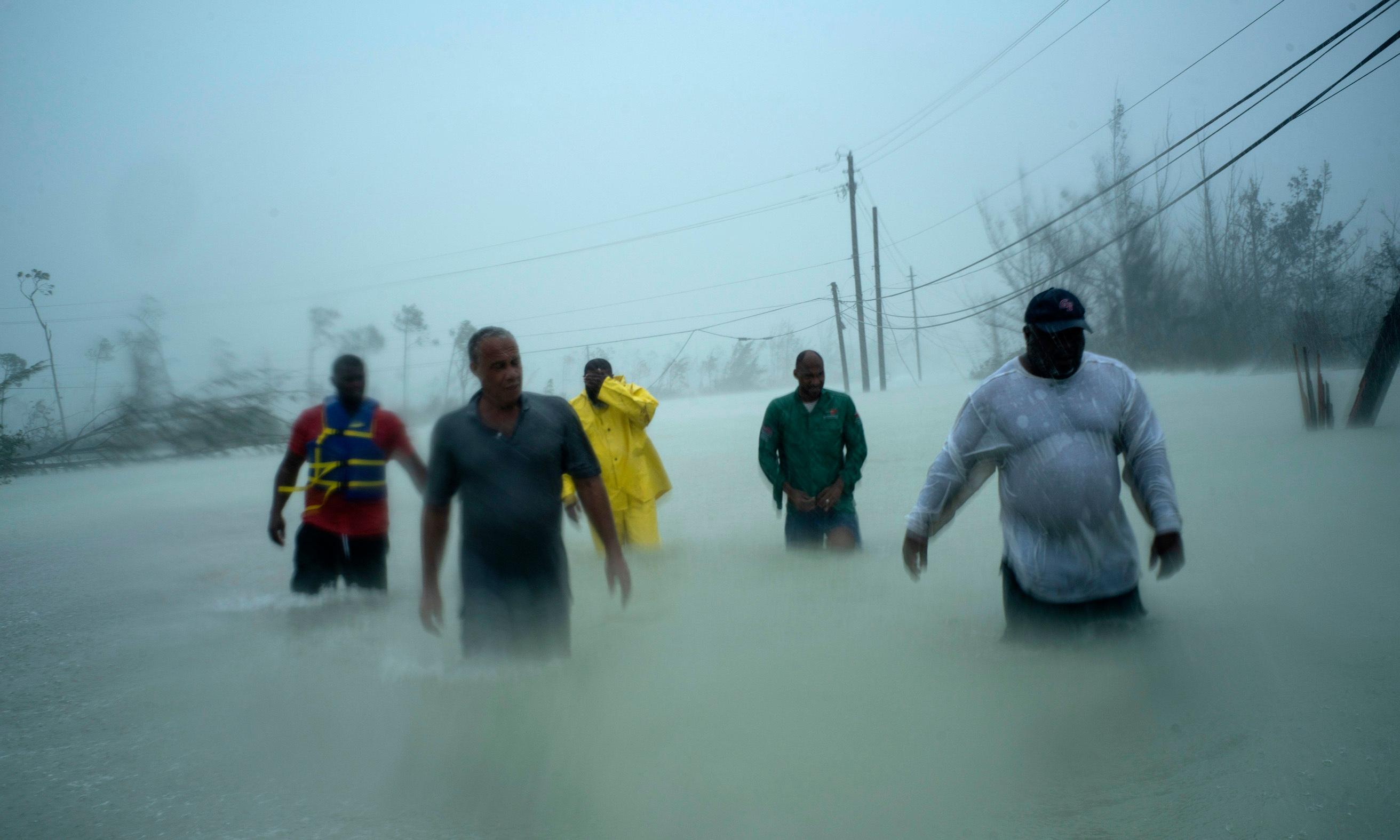 US briefing: Bahamas storm tragedy, Brexit drama and Hong Kong