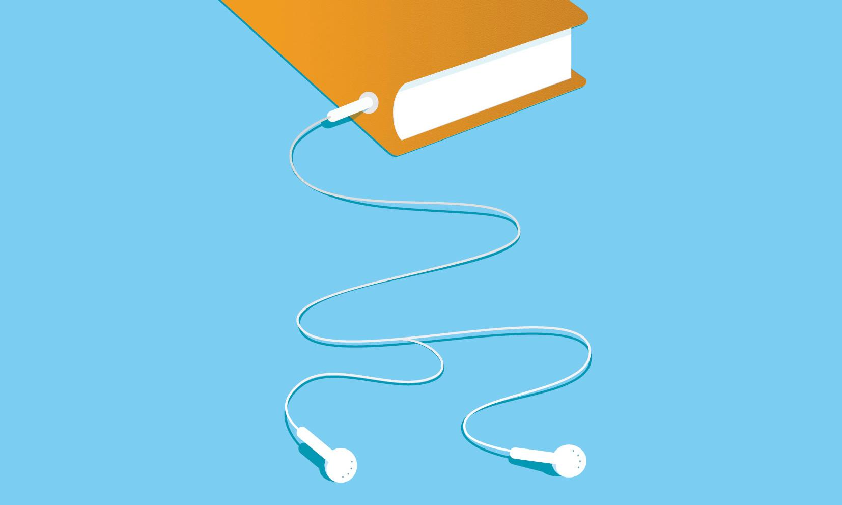Listen up: why we can't get enough of audiobooks