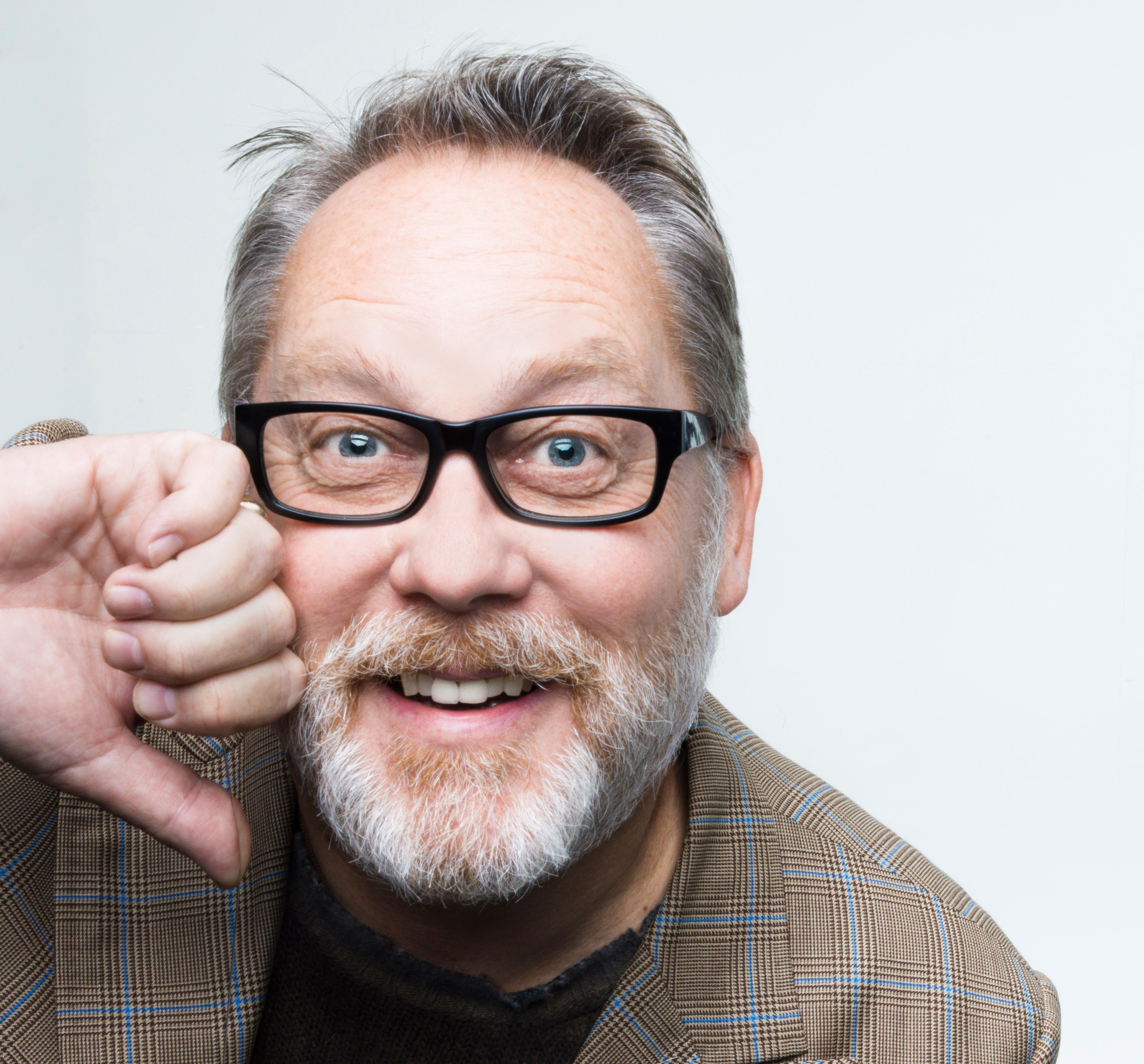 Jim Moir: 'I've been trying to shake Vic Reeves off for about 20 years'