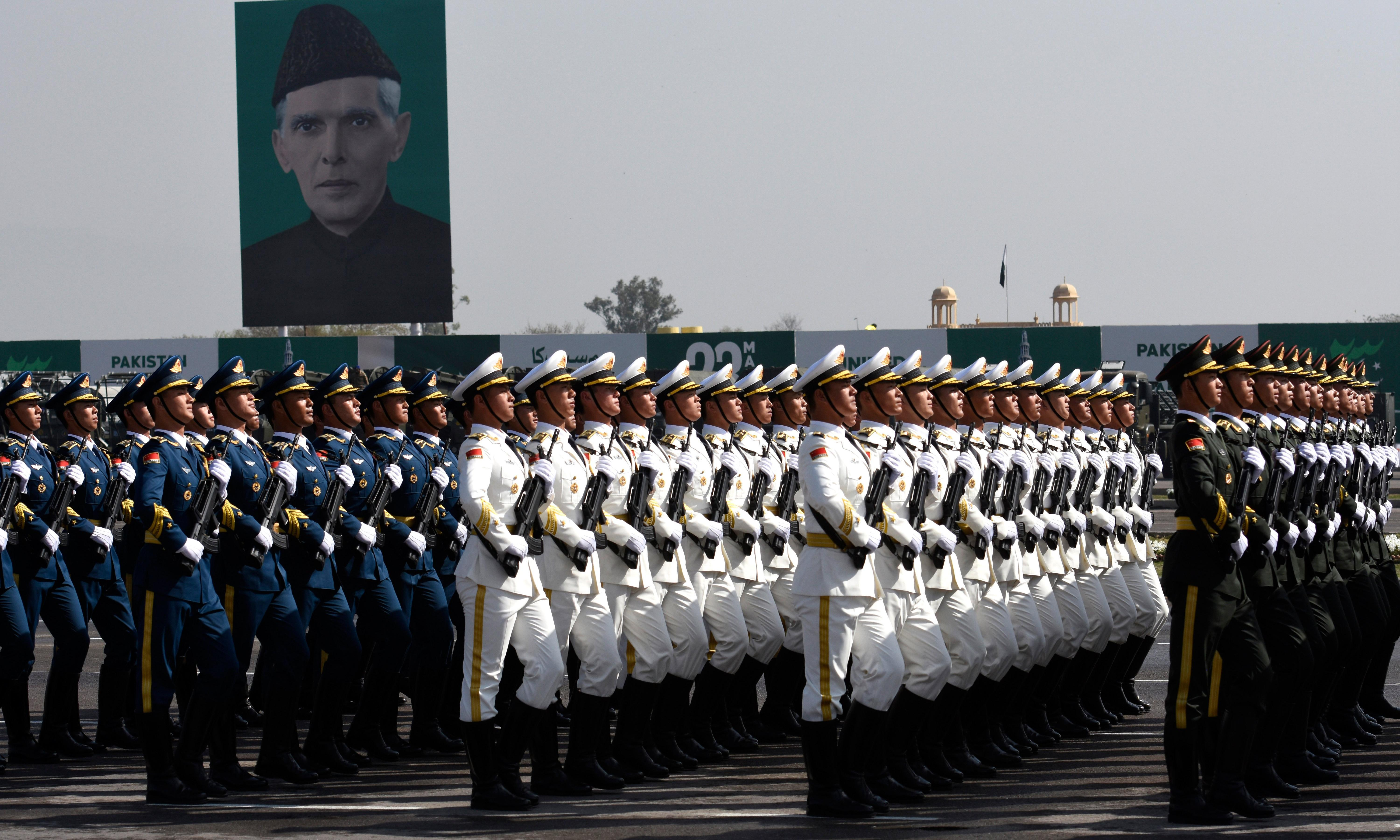 Trump's posturing on Pakistan is a gift to China