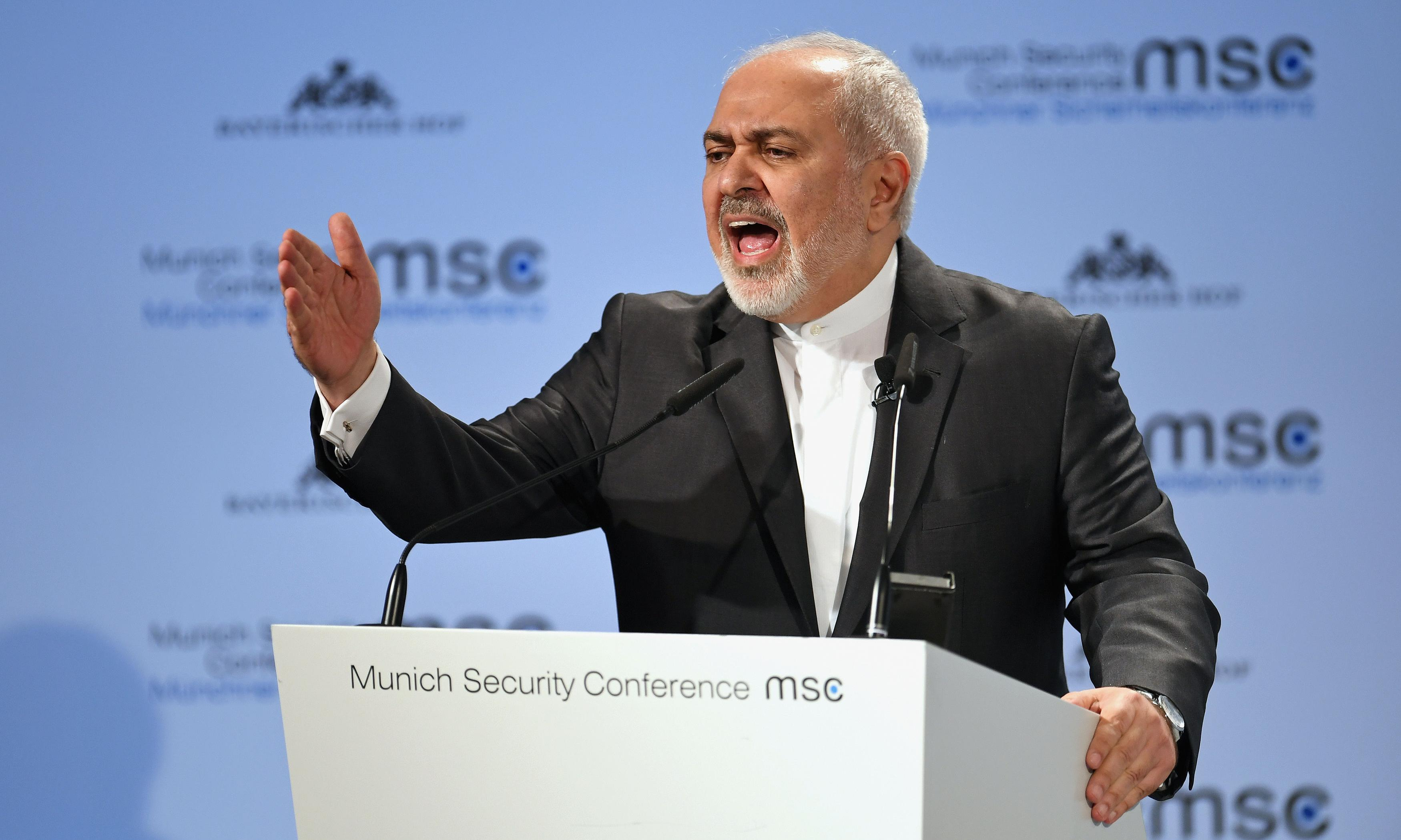 Iran's foreign minister says public are losing faith in nuclear deal