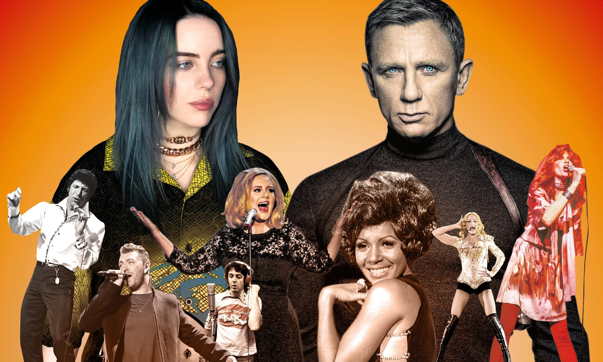 Midas touch: how to create the perfect James Bond song