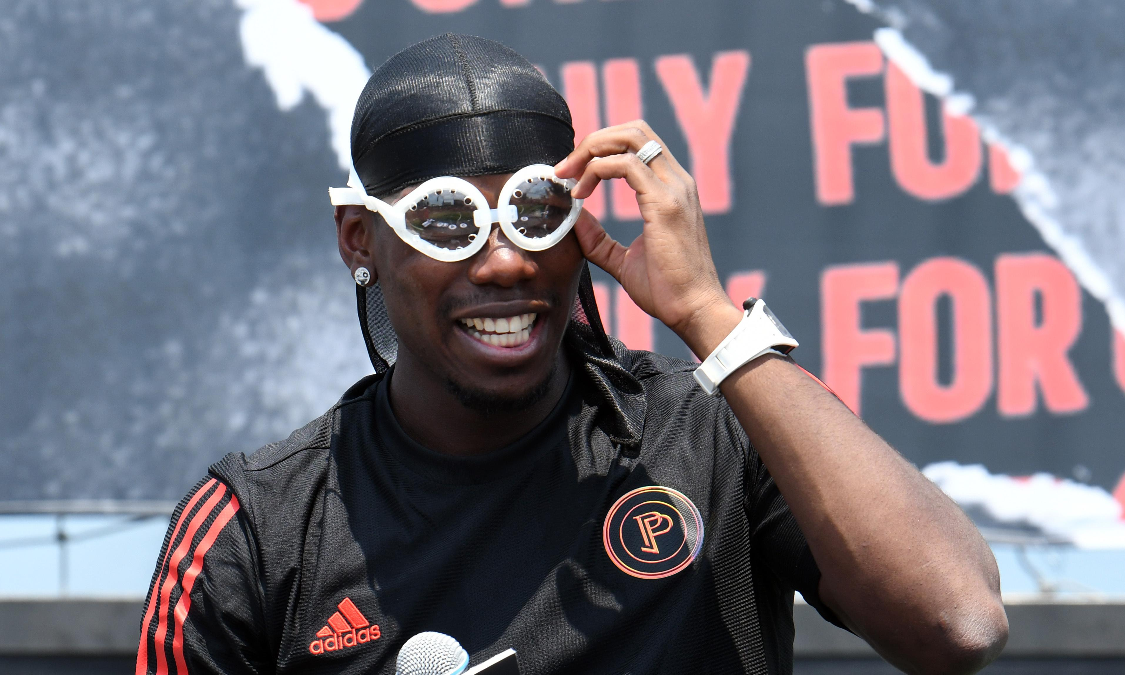 Paul Pogba: 'It could be a good time to have a new challenge'