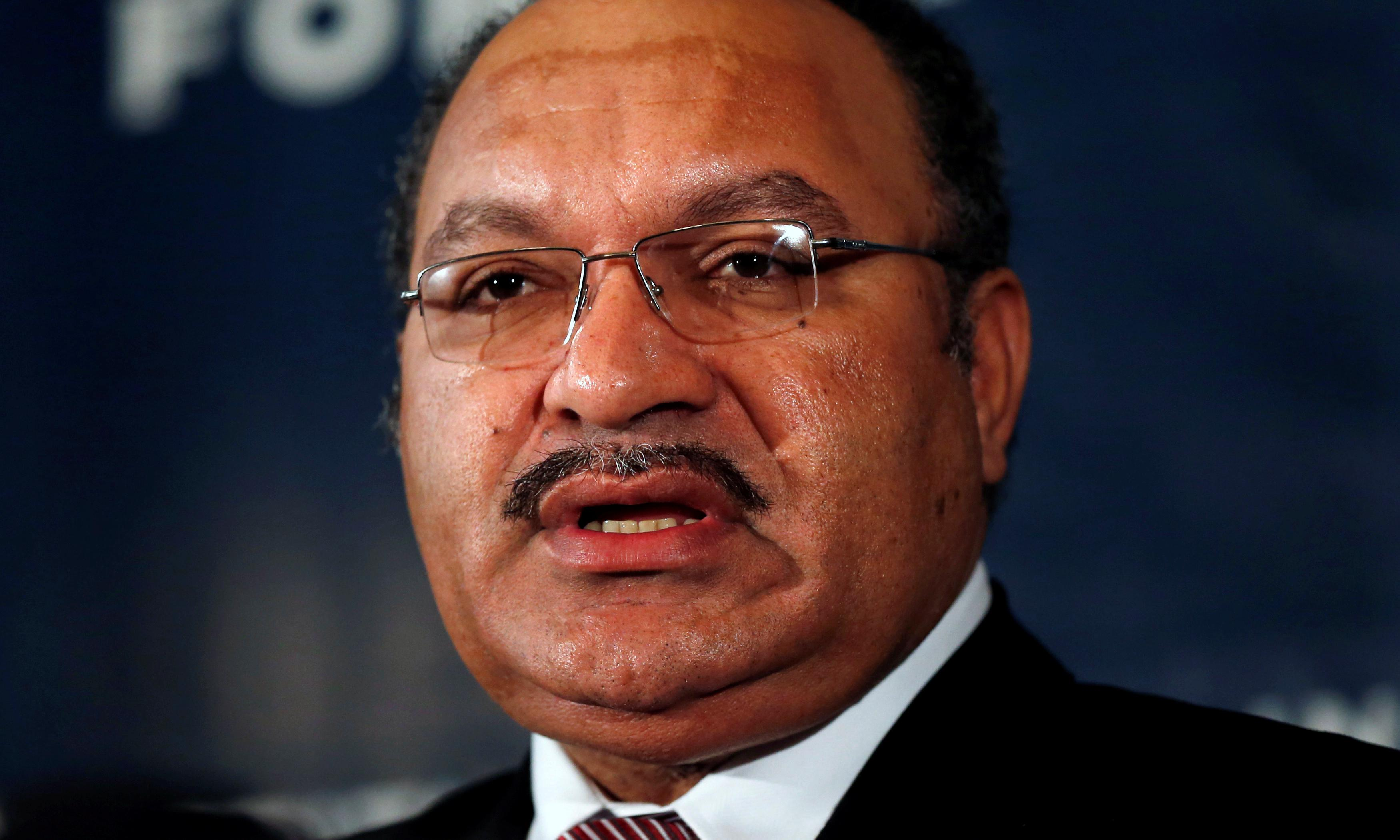 Peter O'Neill: police issue arrest warrant for former Papua New Guinea PM