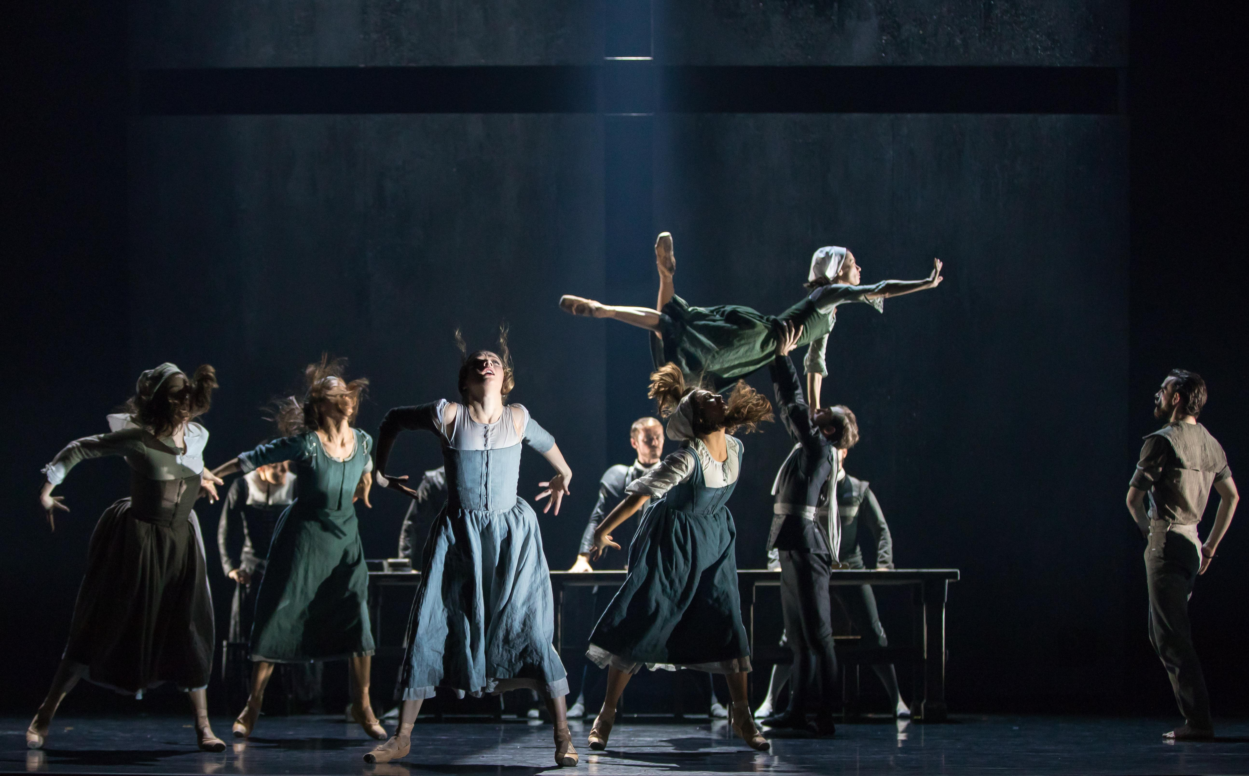The week in dance: The Crucible; The Bright Stream – review