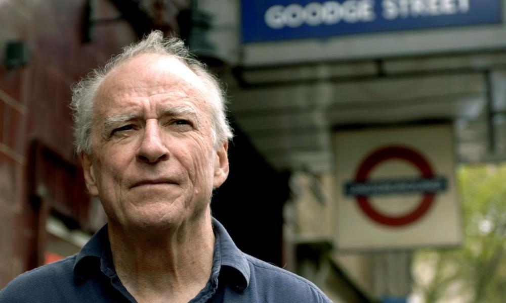 Bob Kiley, tube boss in the early 2000s