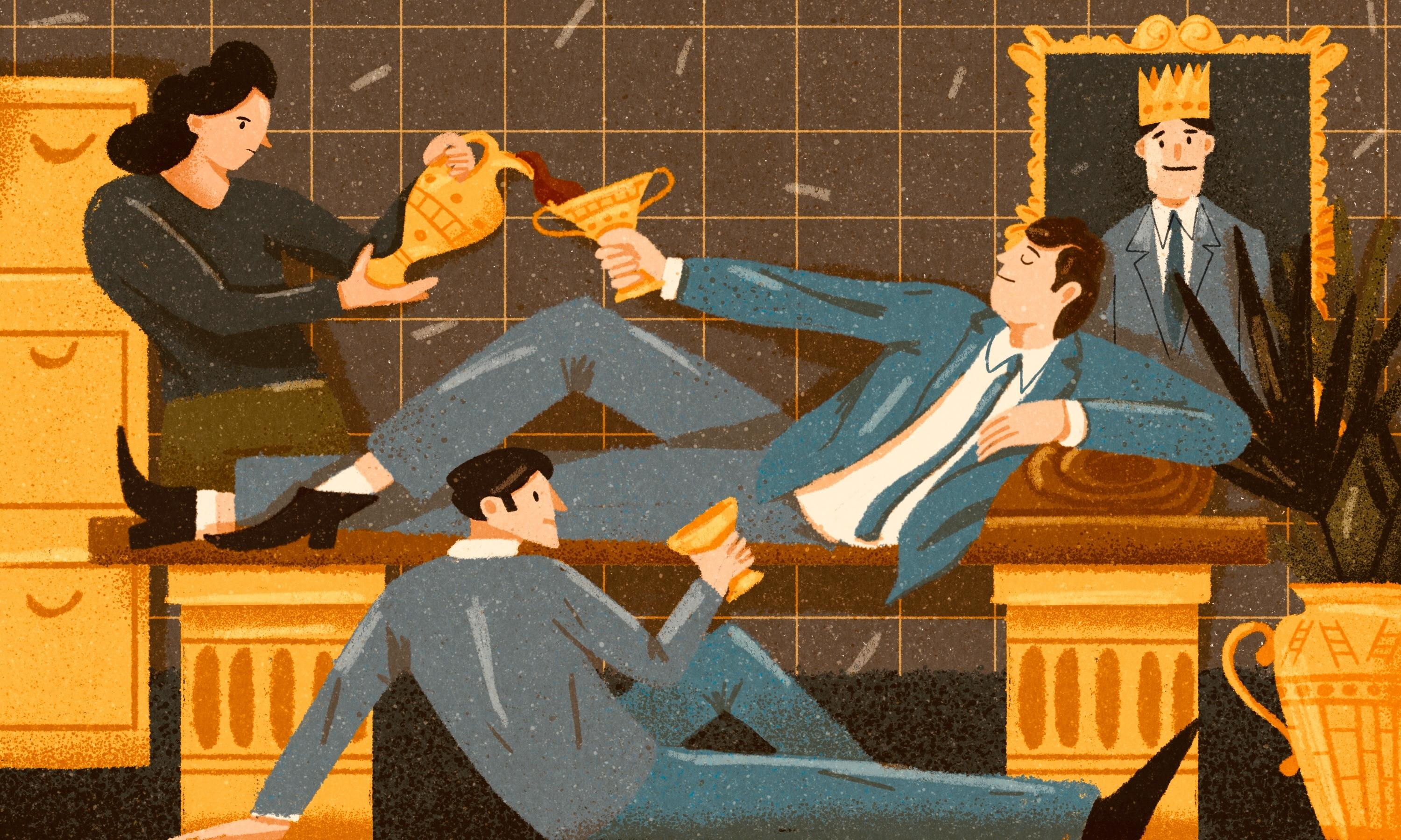 The bad behavior of the richest: what I learned from wealth managers