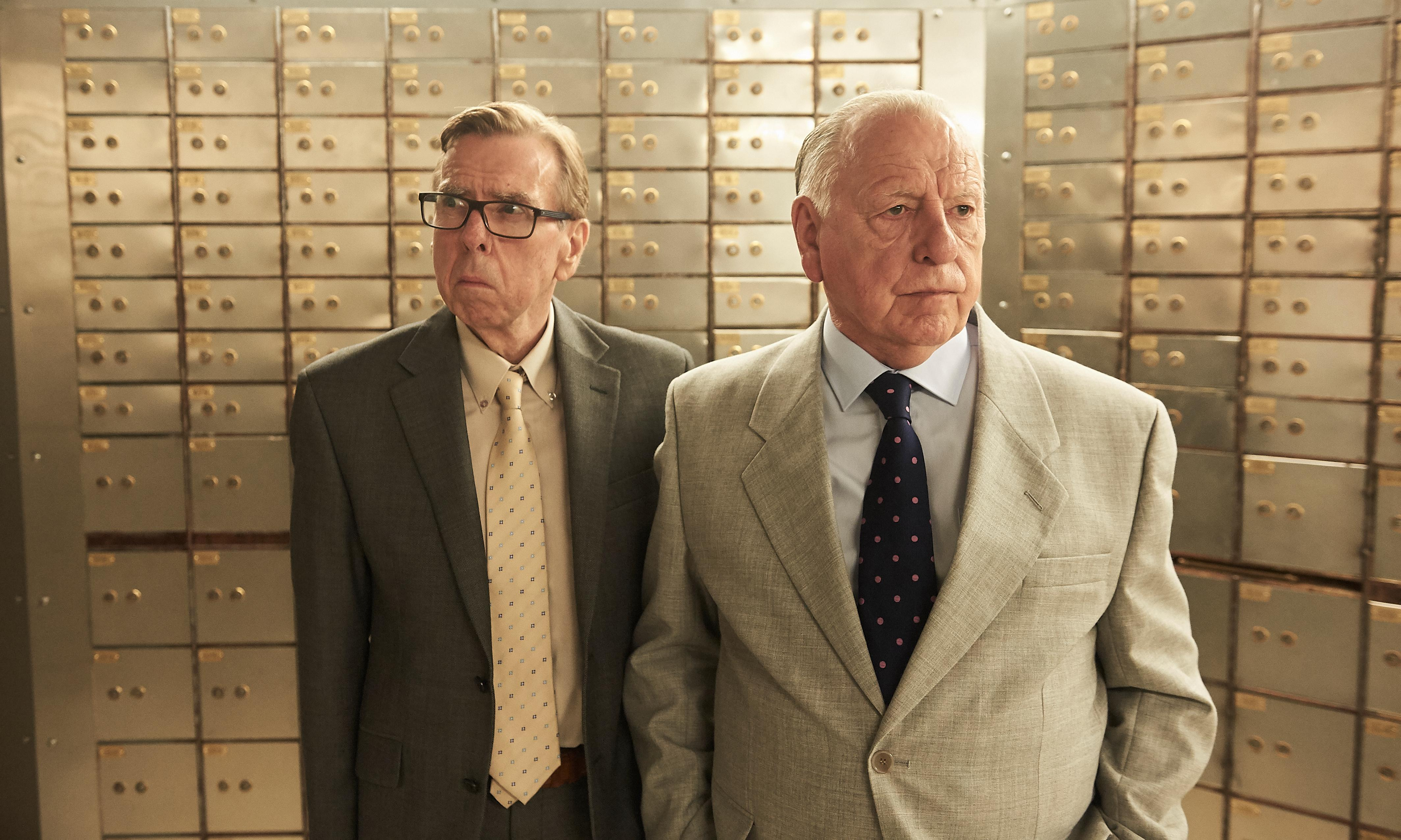 Hatton Garden review – if only the real robbery had this attention to detail