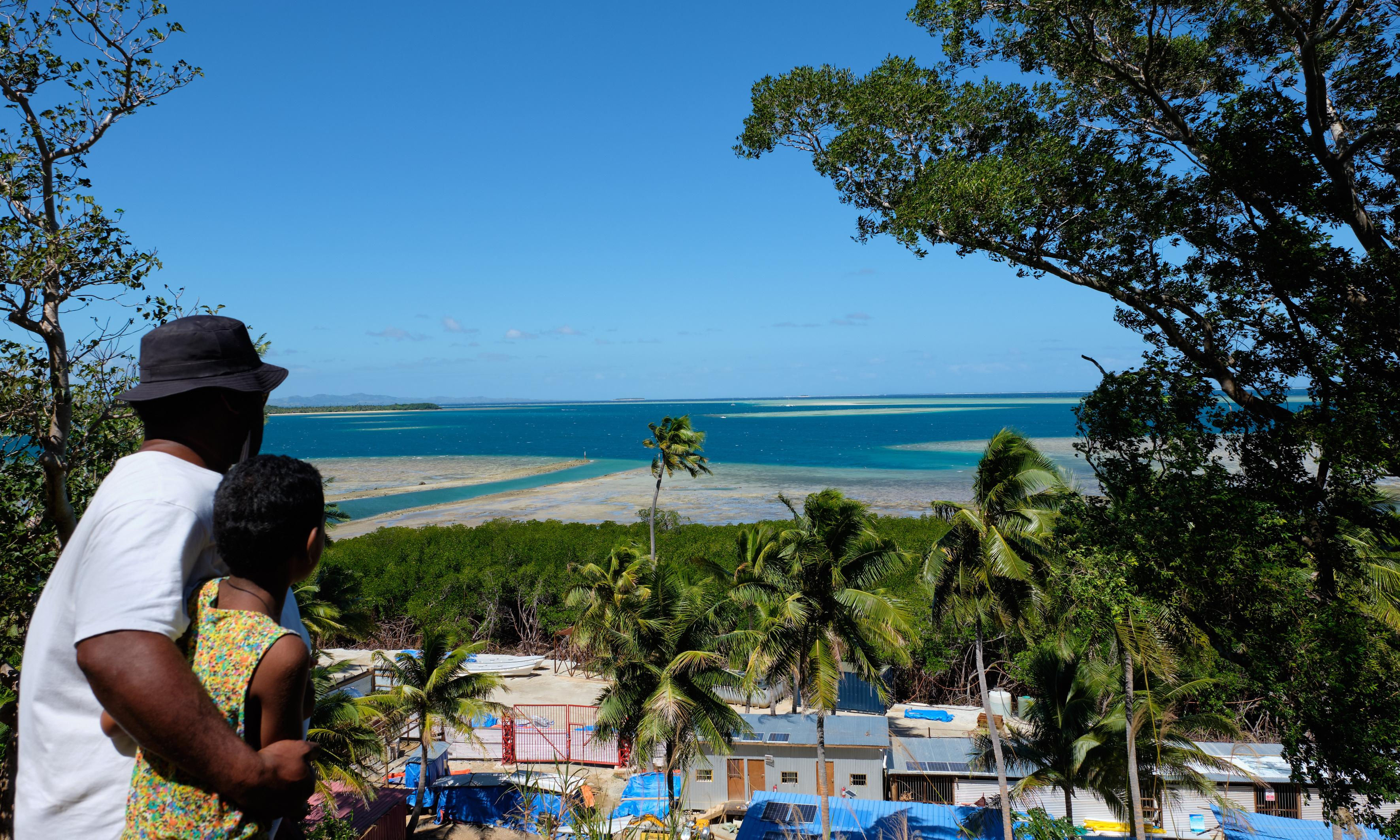 Reef wipeout: surfers fight China-linked mega resort in Fiji