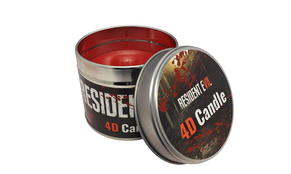 """Resident Evil 7's """"4D candle"""""""