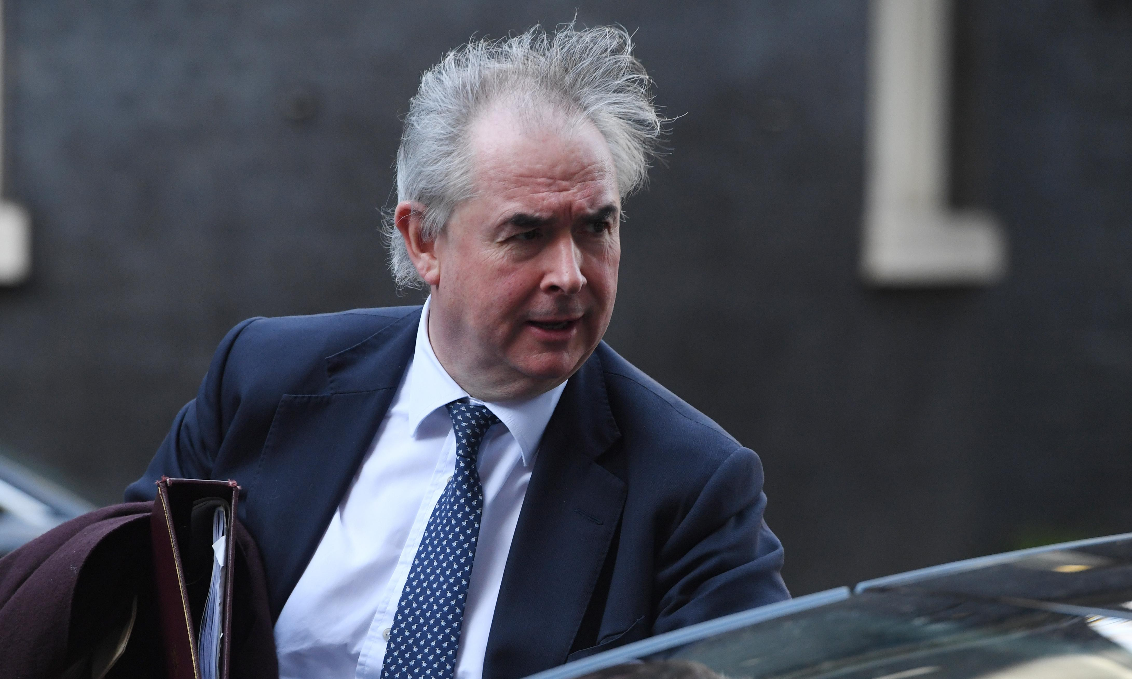Geoffrey Cox has no grounds to change his mind on the Northern Ireland backstop