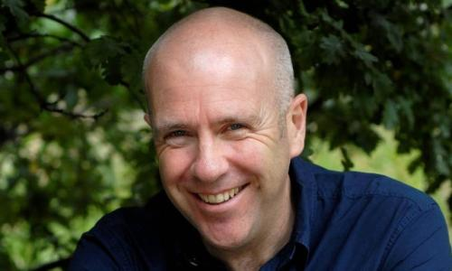 Author Richard Flanagan, pic RH AUS