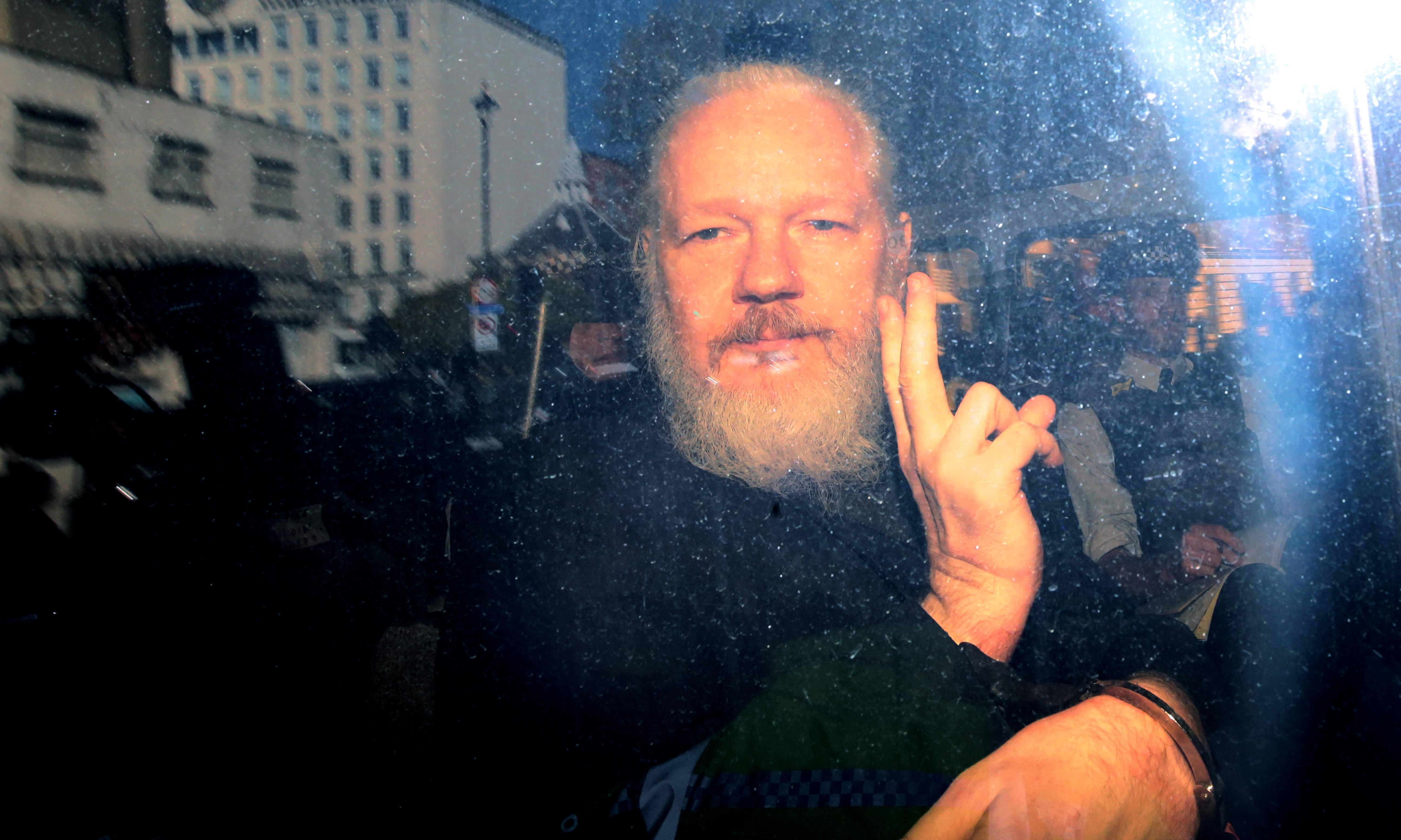 Julian Assange, Dominic Raab and the not-so-subtle art of literary signalling