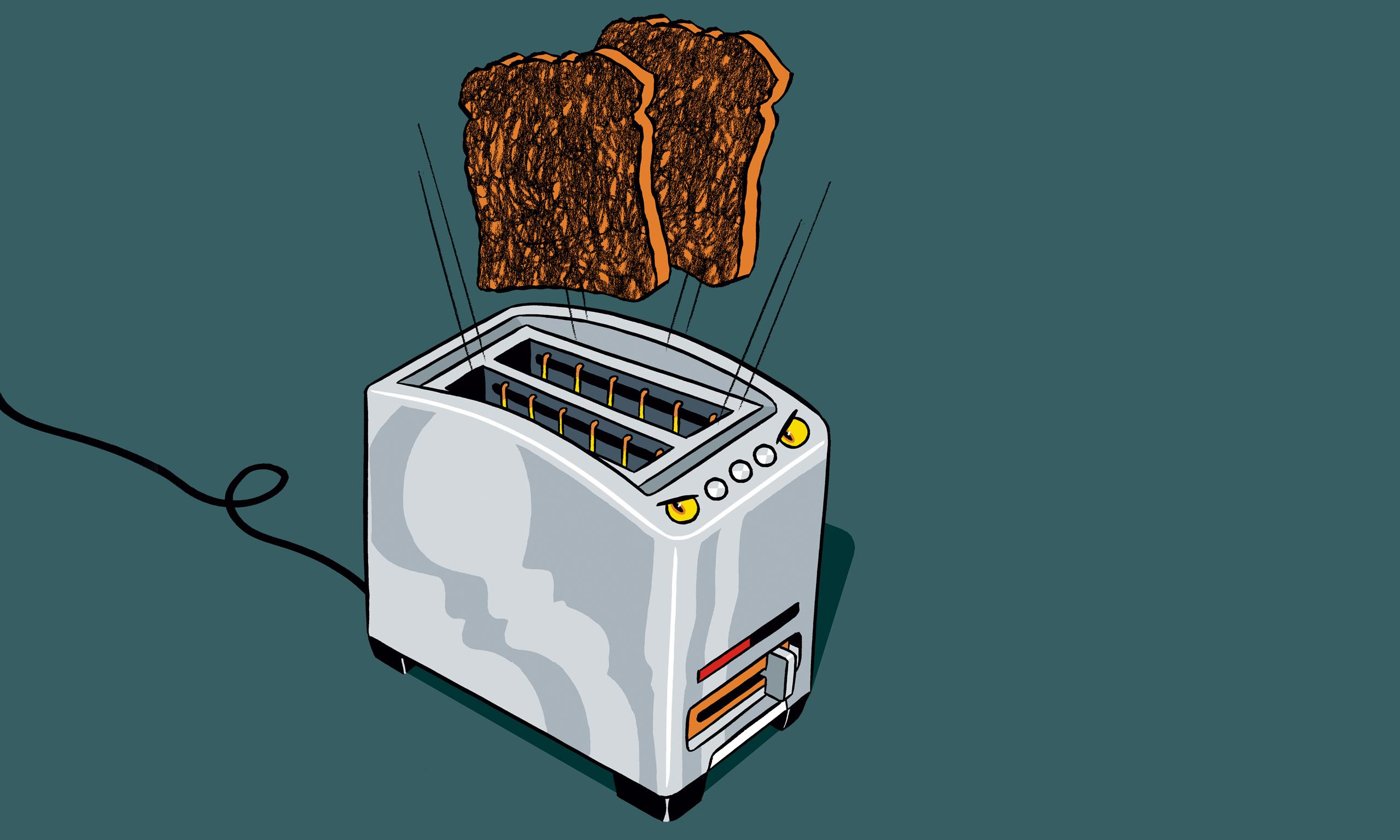 Beware the smart toaster: 18 tips for surviving the surveillance age