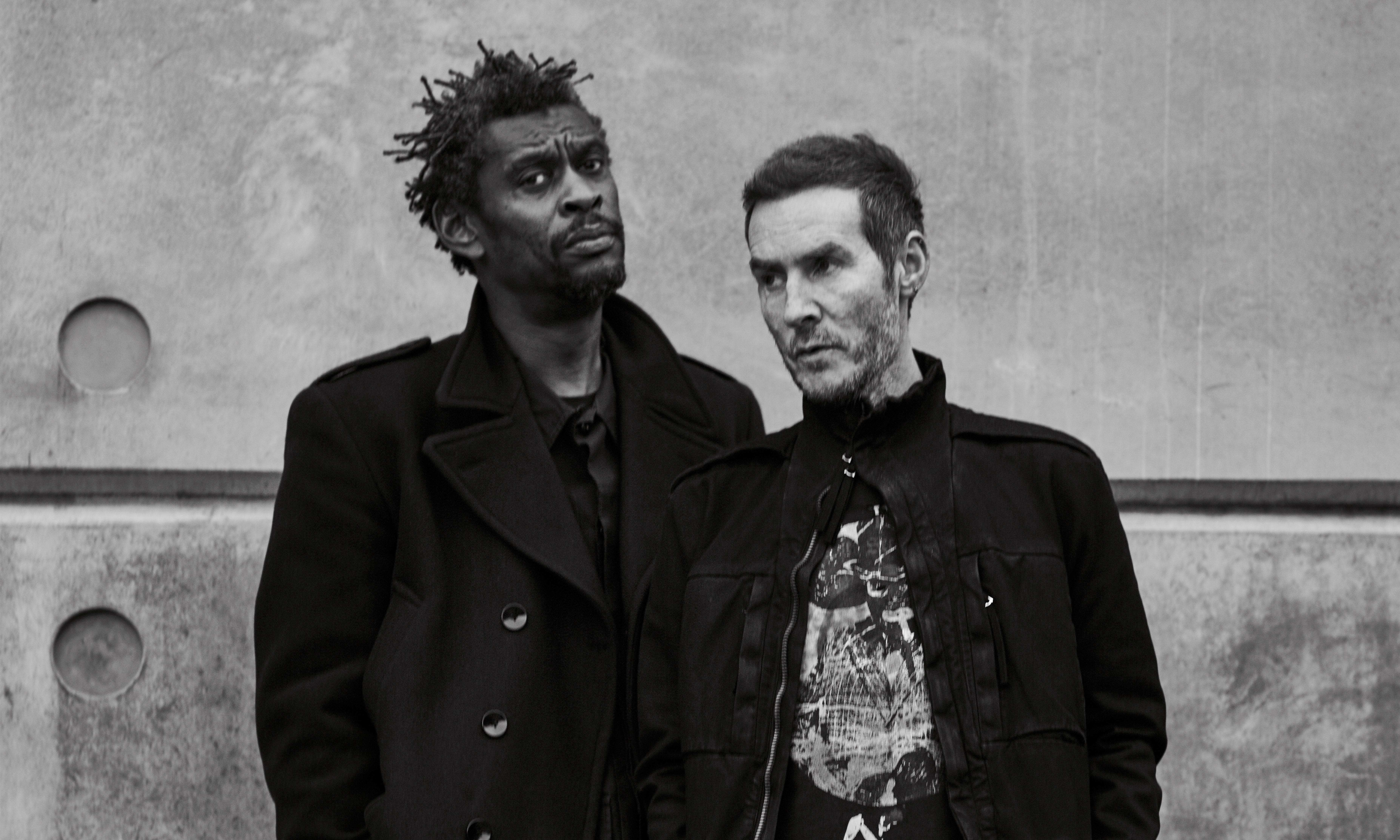 Massive Attack: 'I have total faith in the next generation'