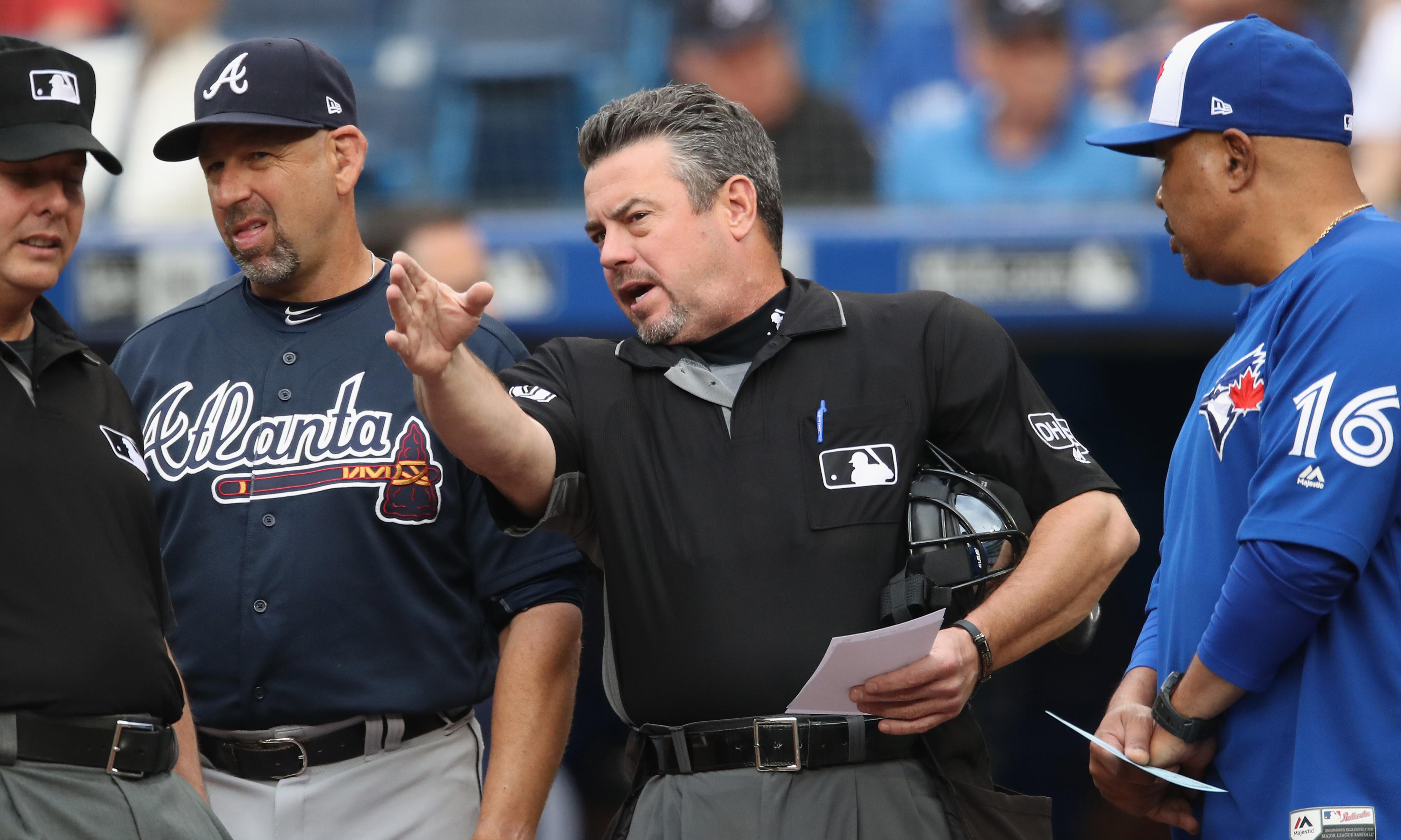 MLB looking into umpire's tweet calling for 'CIVAL WAR' if Trump is impeached