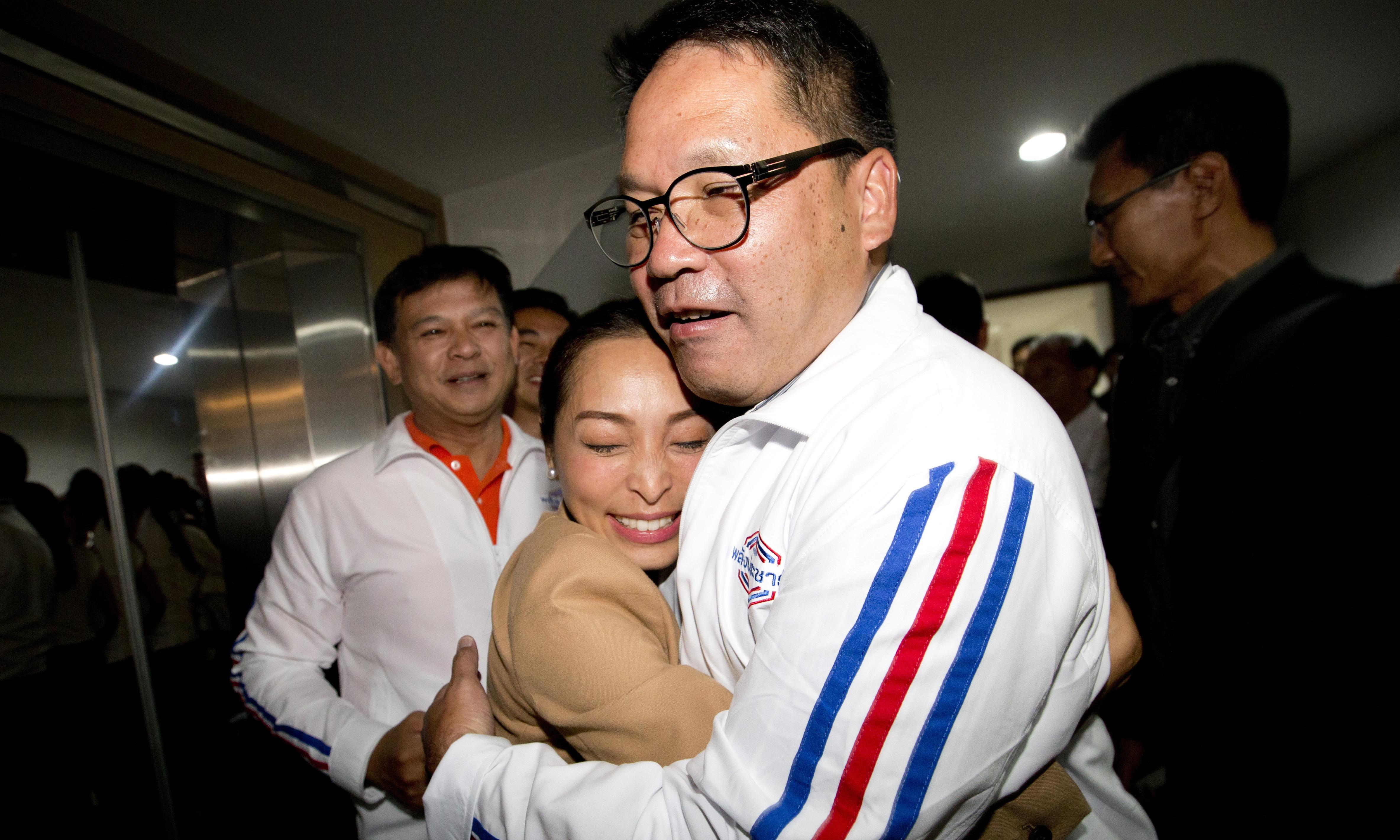 Two parties claim right to lead after 'inconsistent' Thai elections
