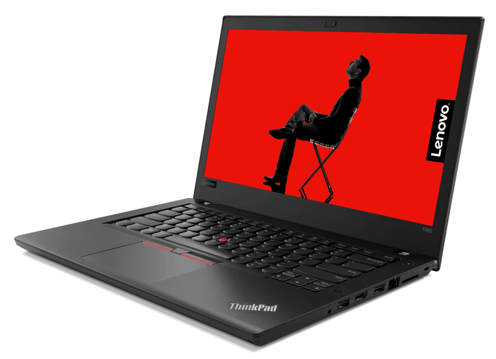 The Lenovo Thinkpad T480.