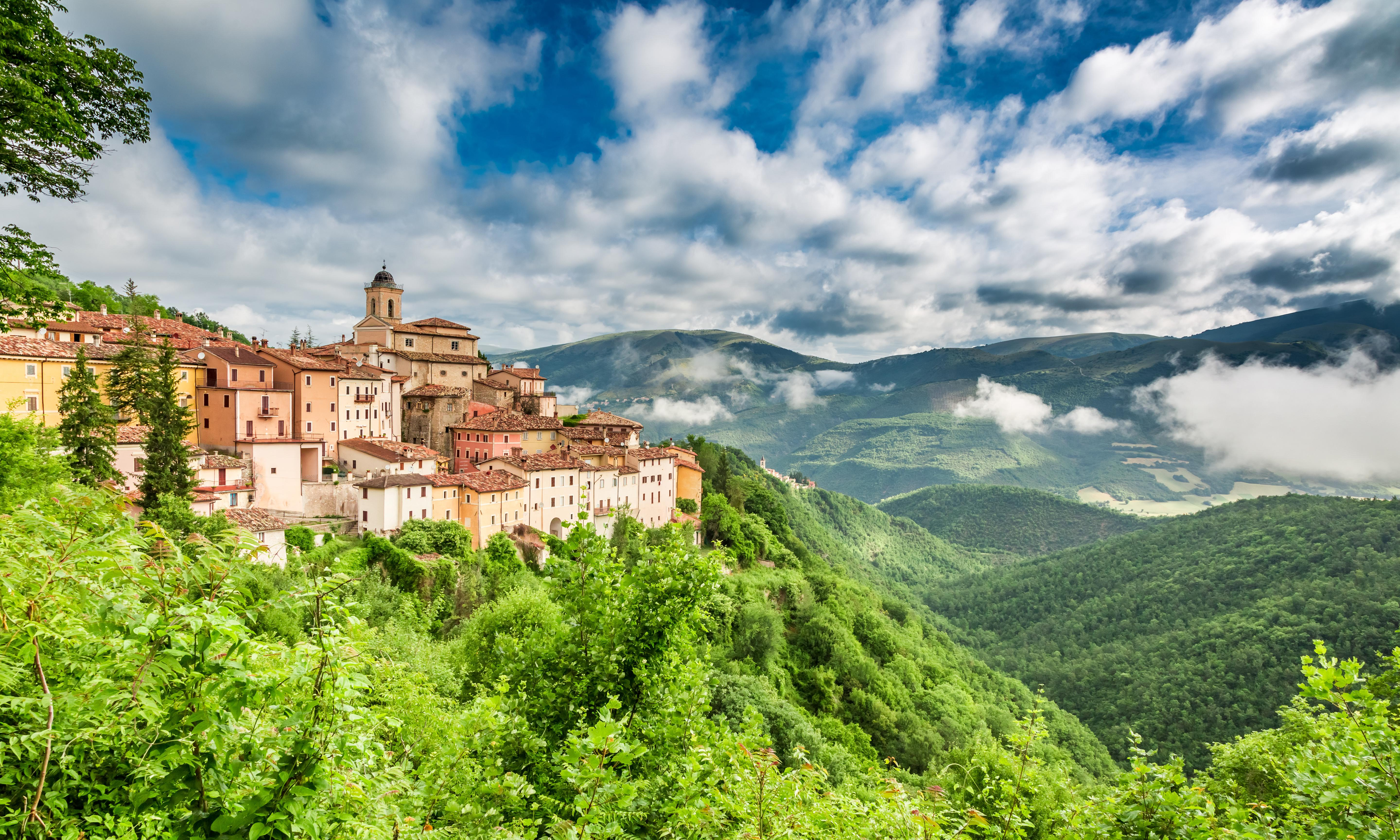 Honey, we forgot the kids: a child-free holiday in Umbria