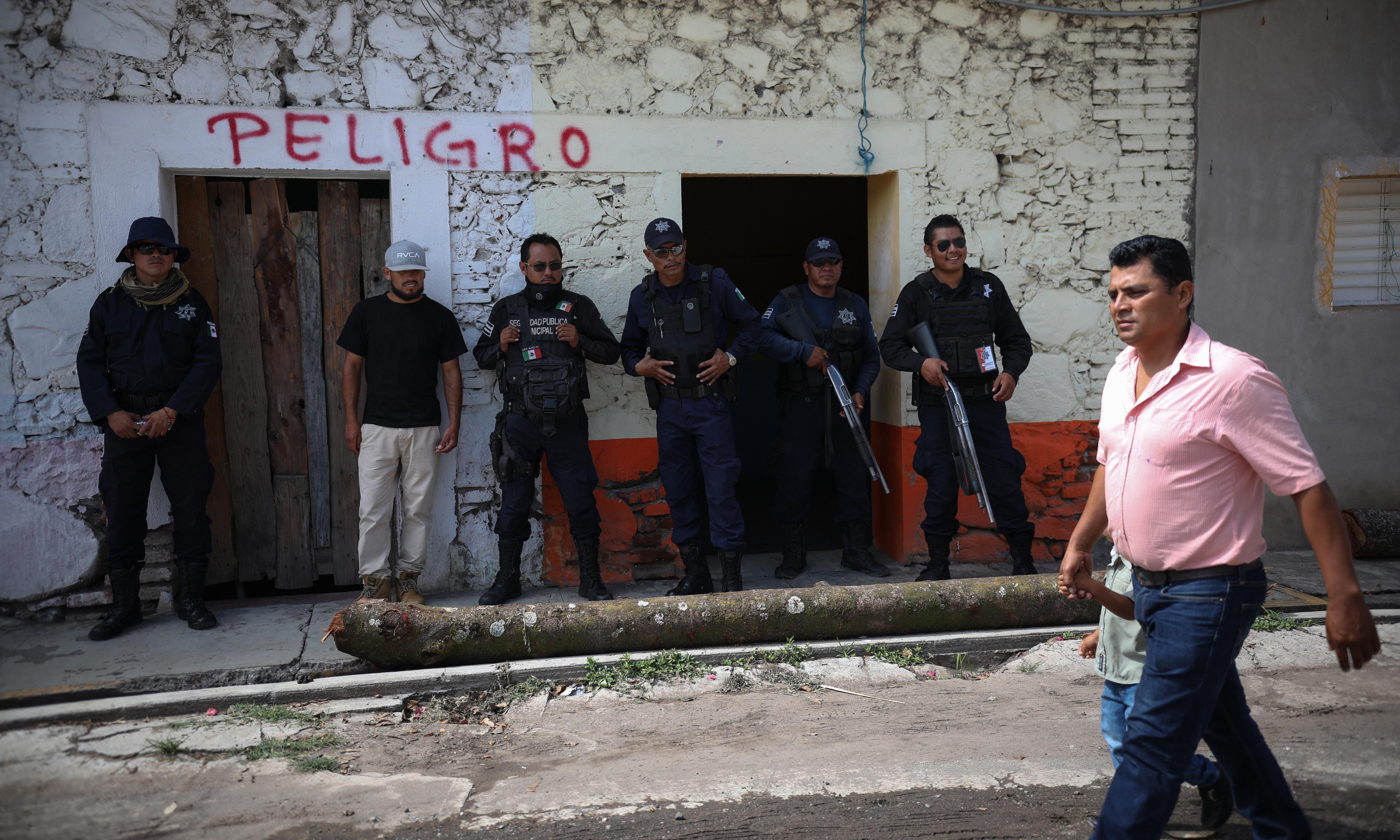 'People have had enough': Mexican town that lynched alleged kidnappers