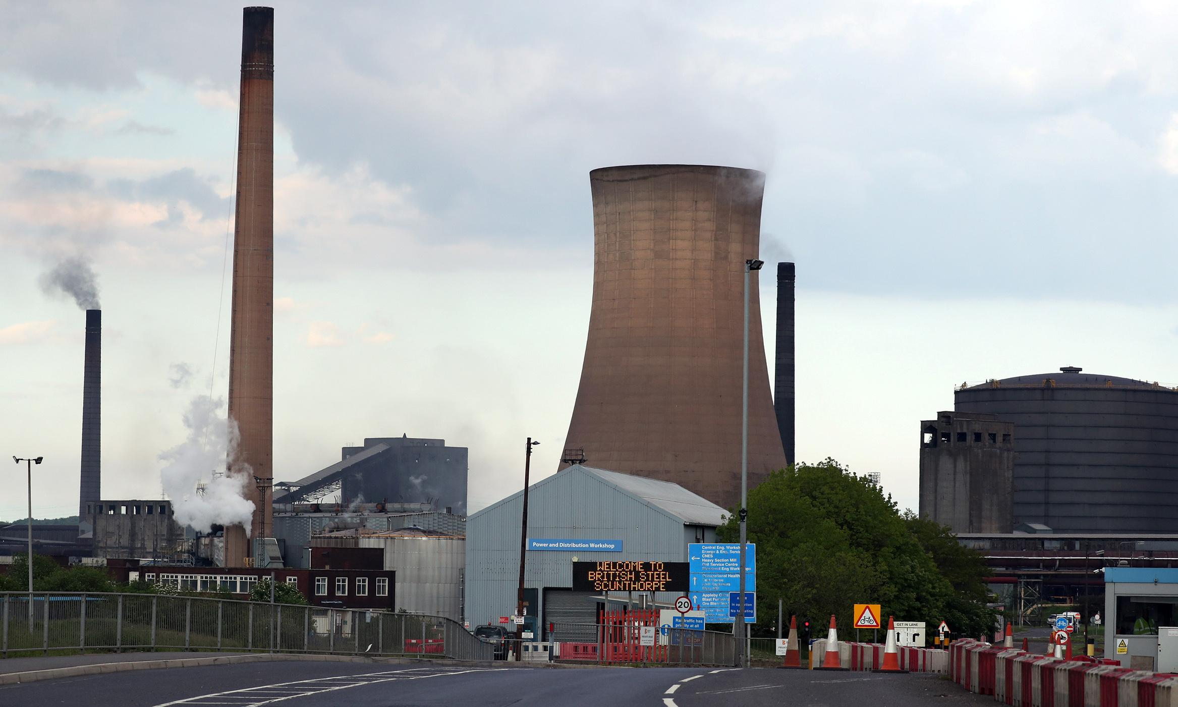 British Steel enters insolvency after rescue talks with government fail