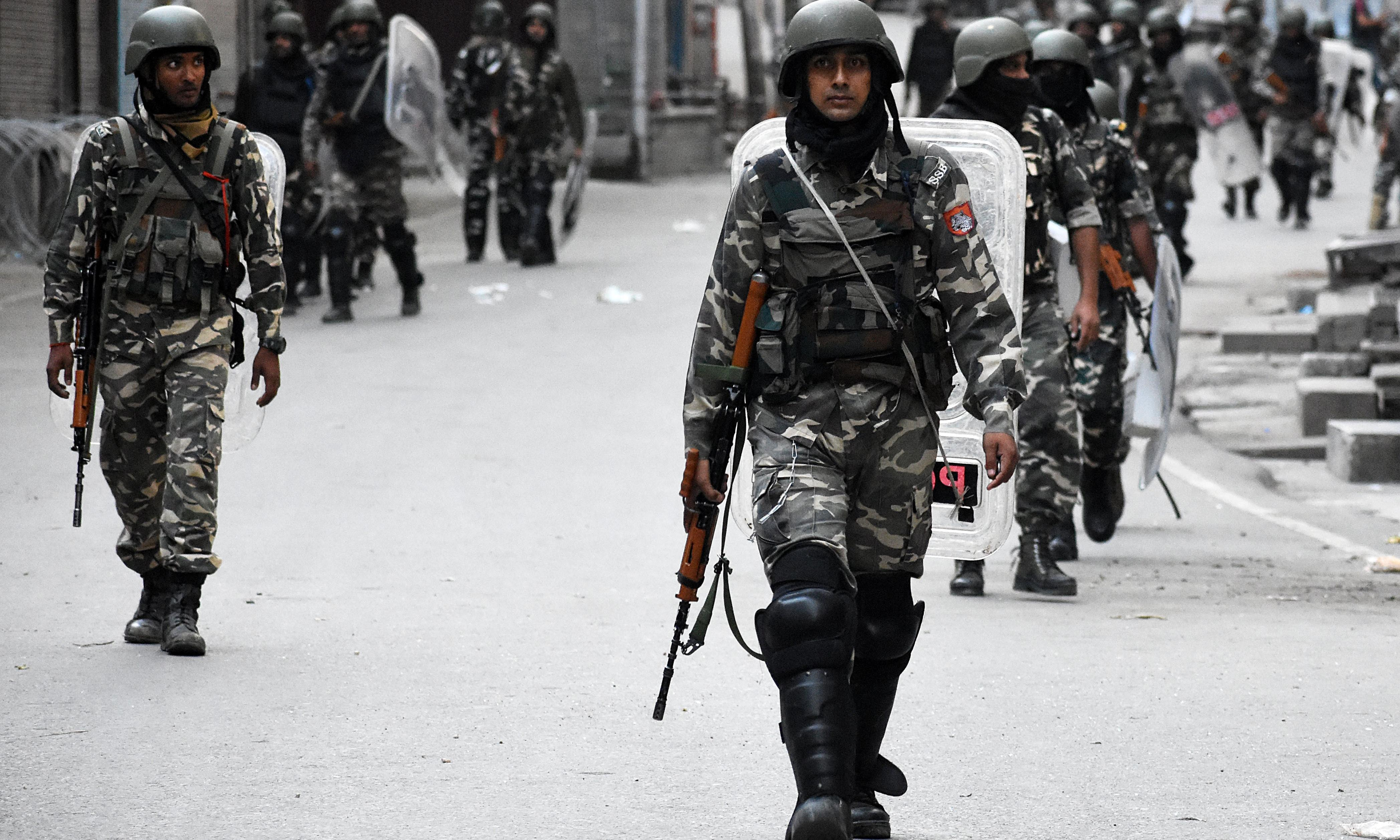 The Observer view on India's aggression over Kashmir