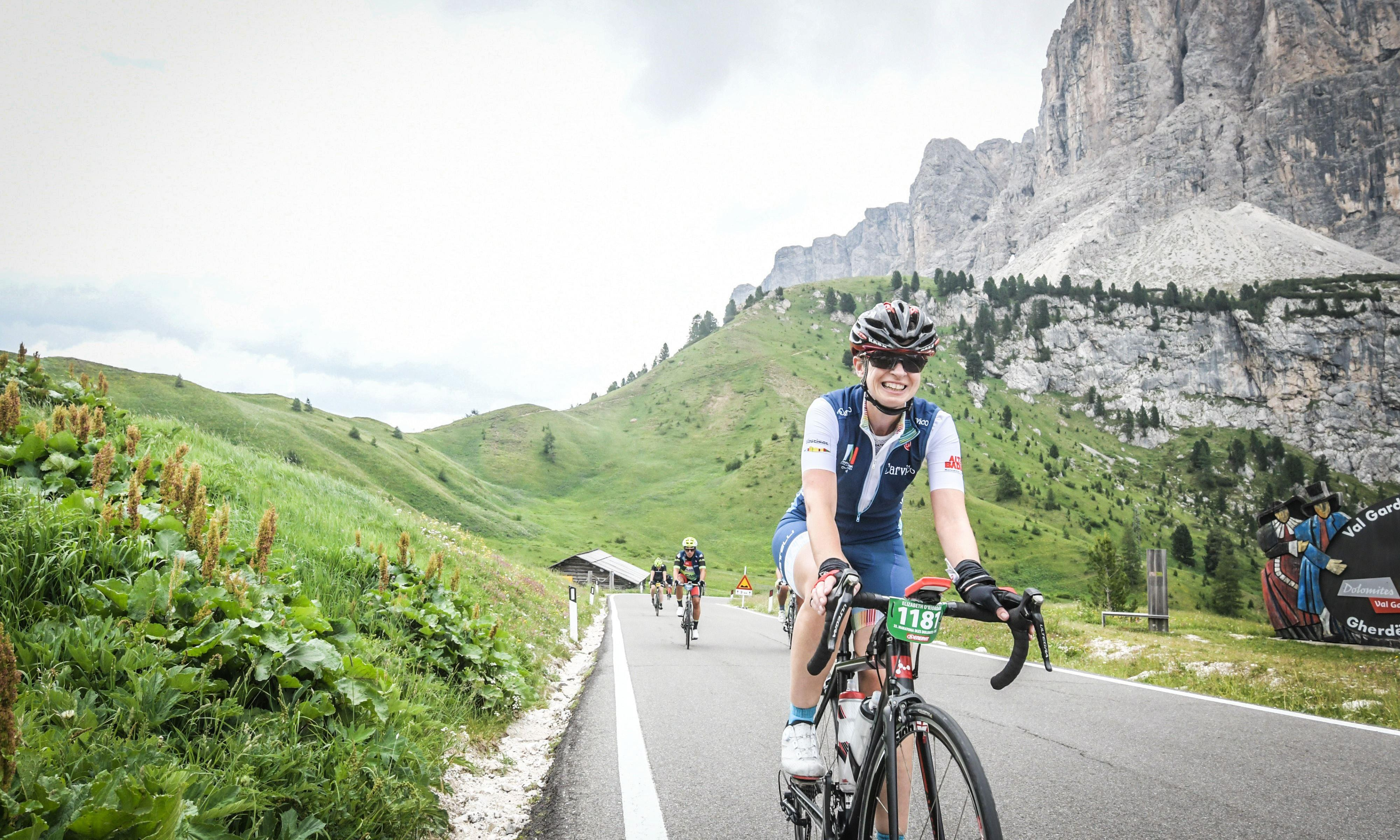 Why we're tackling the Etape du Tour despite our breast cancer
