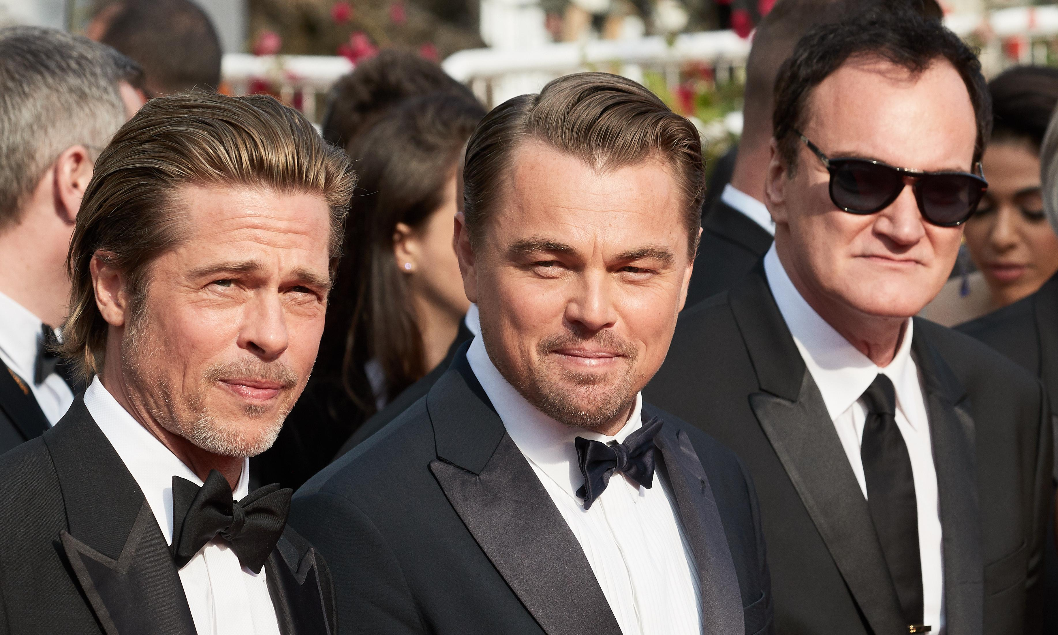 Quentin Tarantino's Once Upon a Time in Hollywood hits Cannes to red-carpet circus