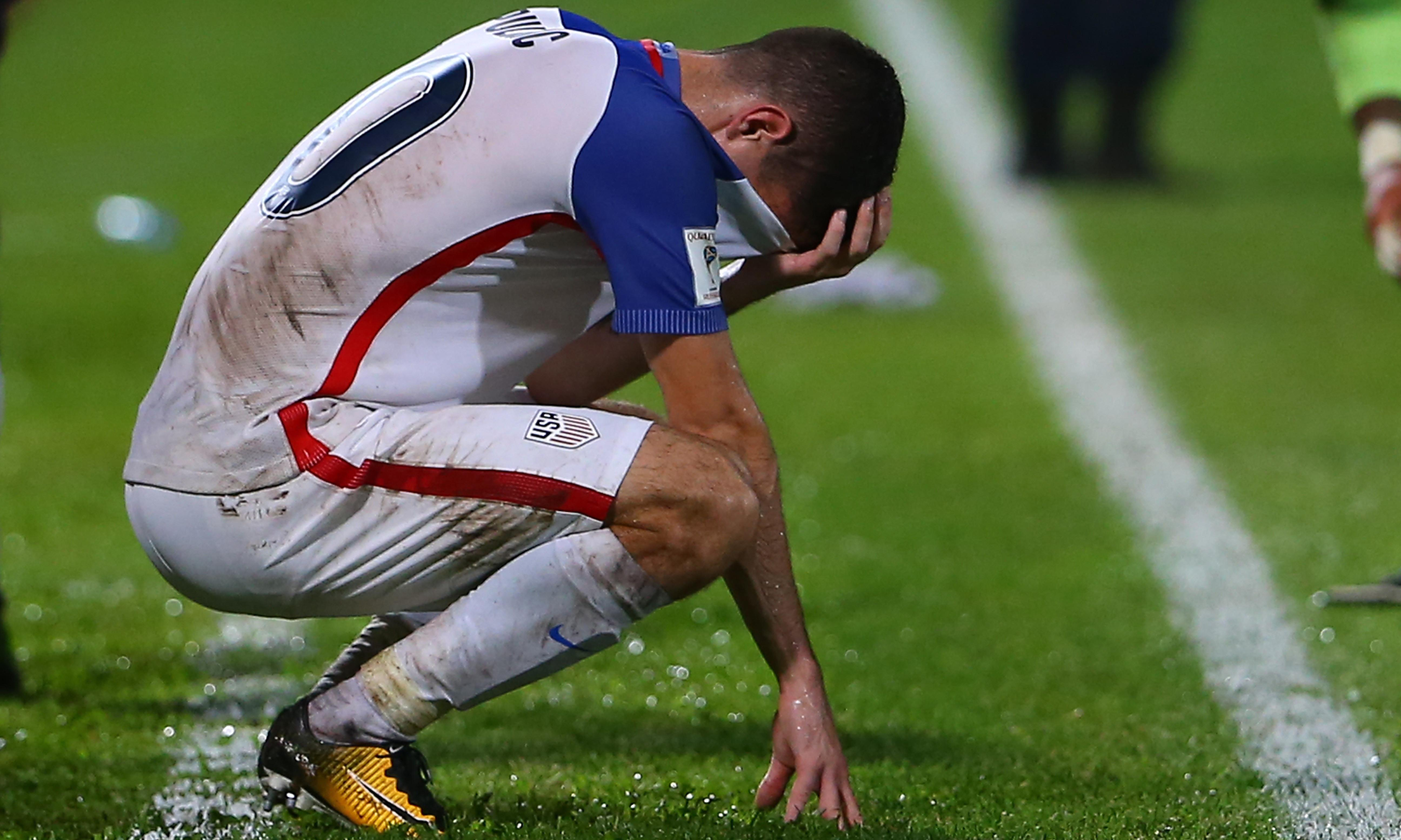 Why US men's soccer will always be chasing the pack