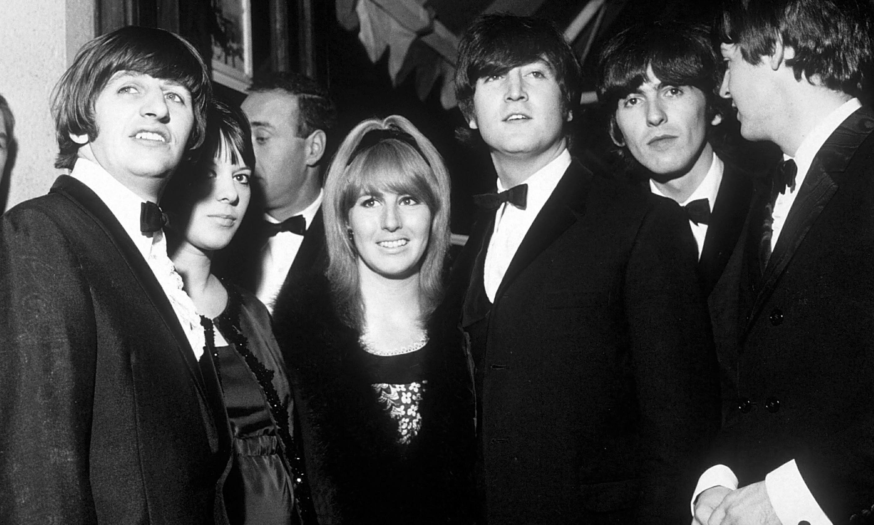 The fifth Beatle? Cynthia Lennon finally wins her place in pop history