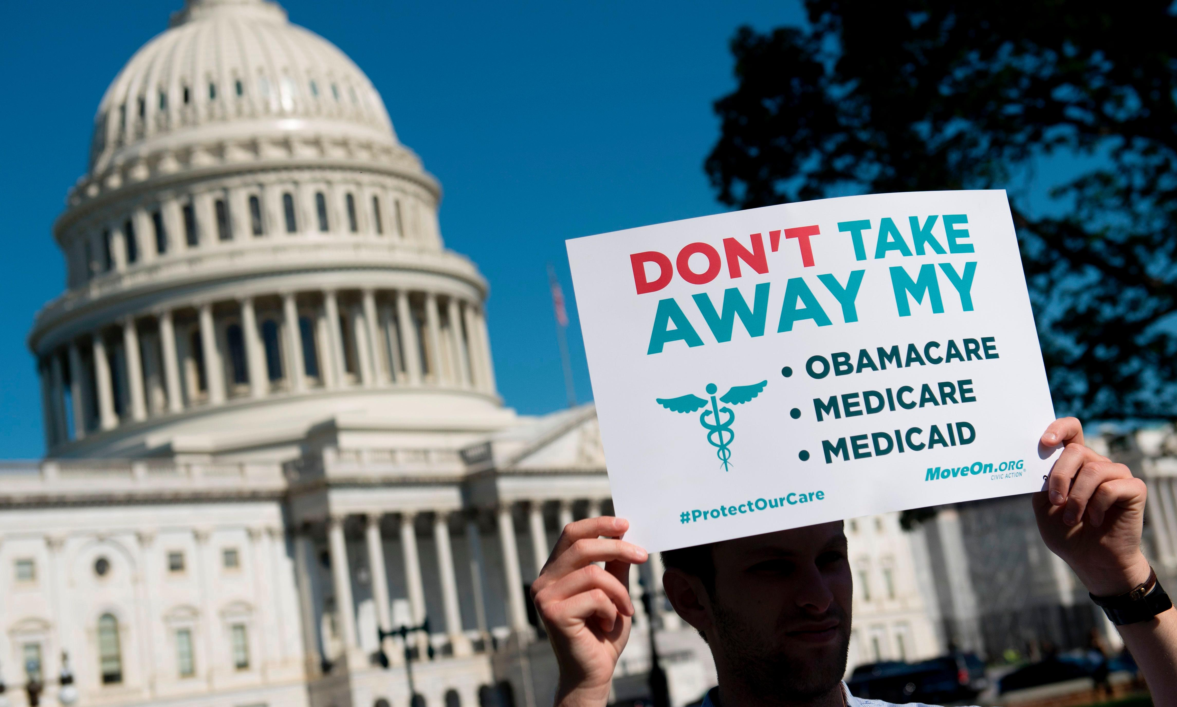 Number of uninsured Americans increases by 7m in four years