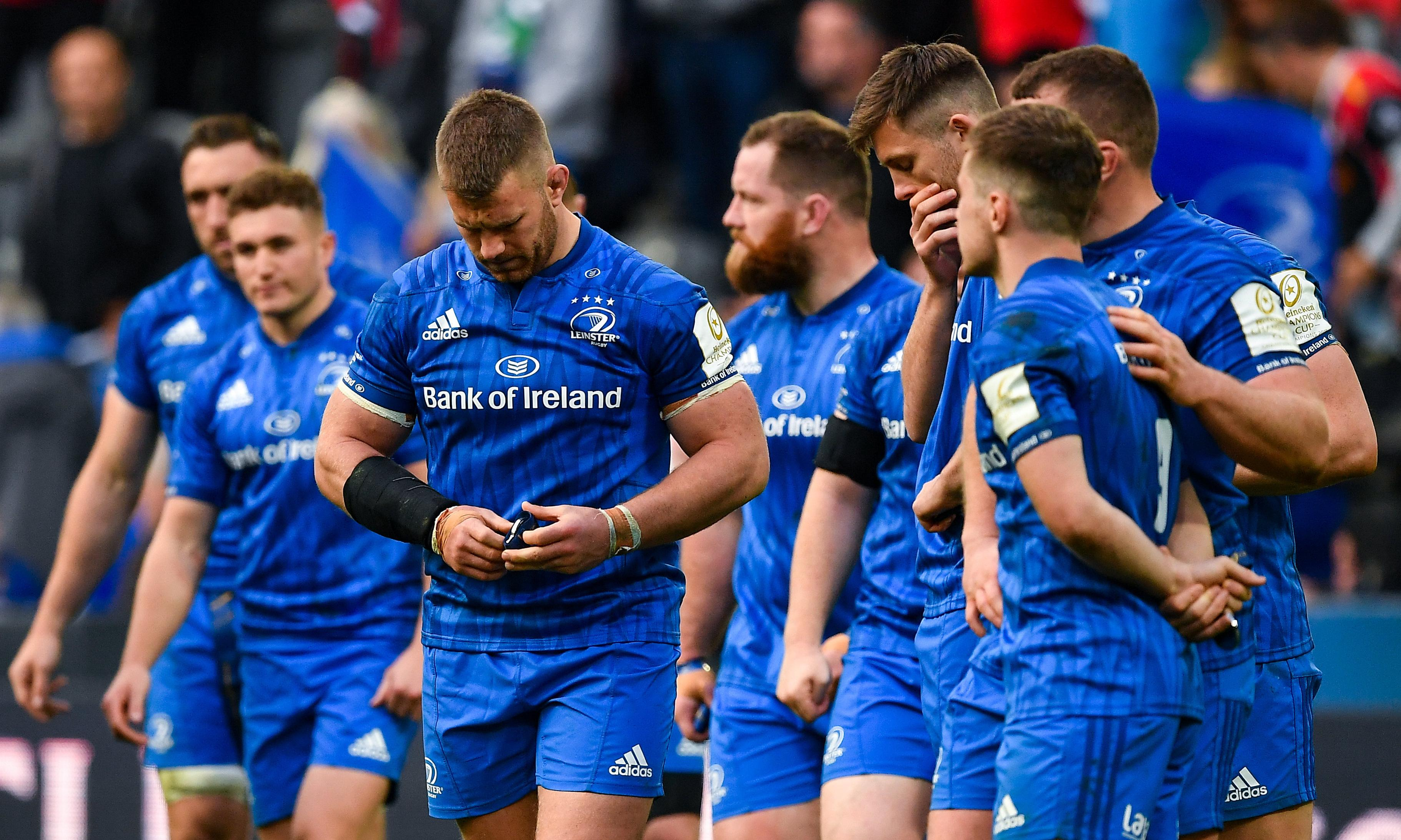 Ireland suffer Rugby World Cup injury blow as Sean O'Brien is ruled out