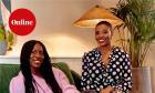 Elizabeth Uviebinené and Yomi Adegoke