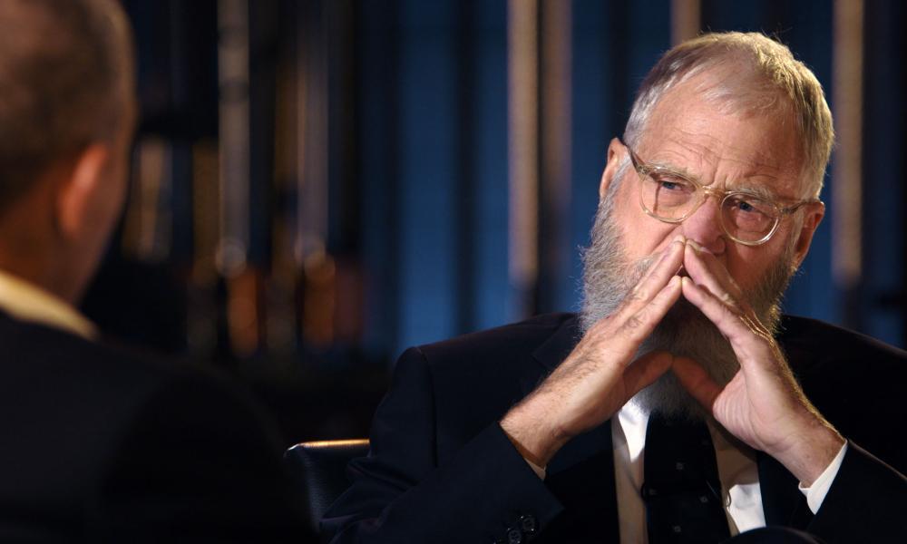 Letterman contemplates
