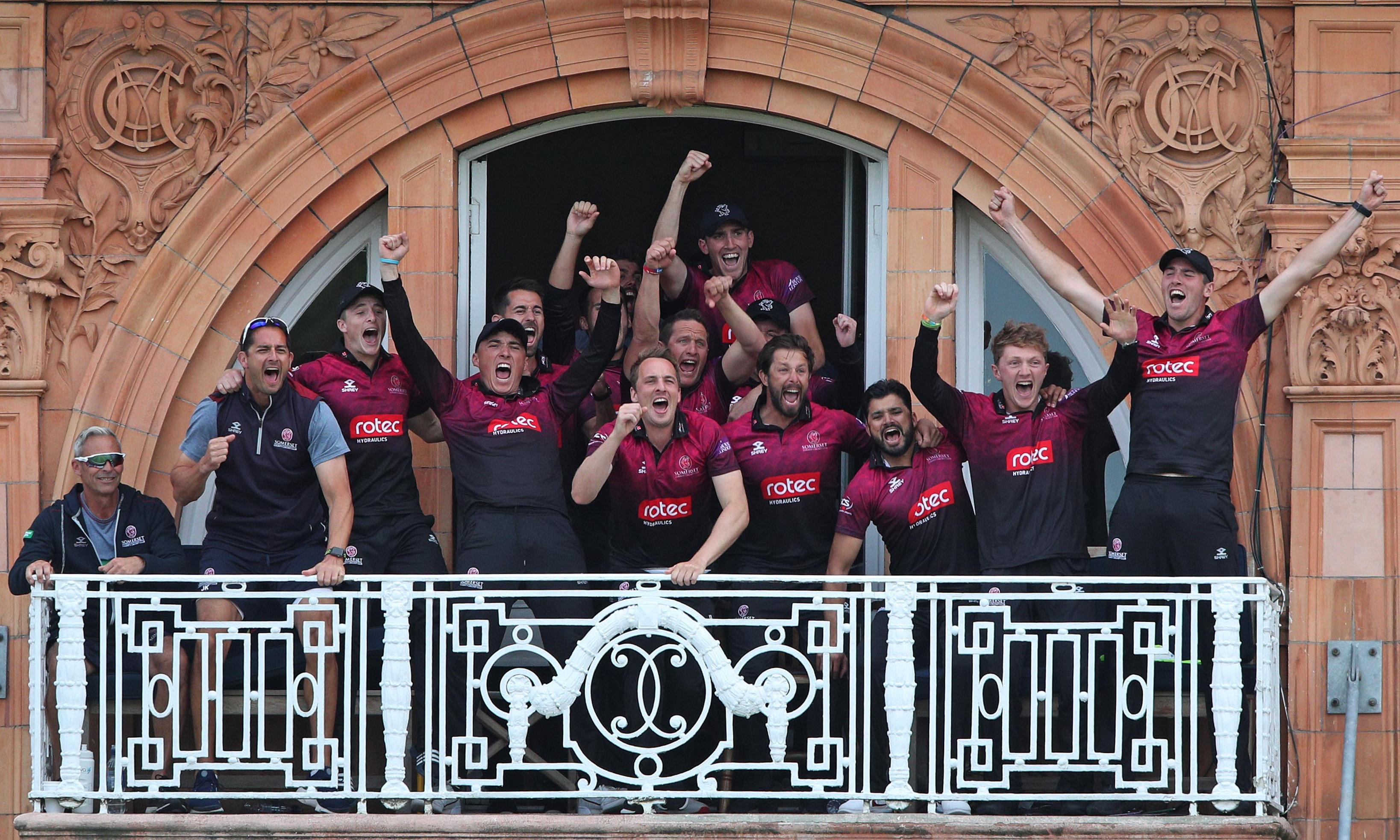 County cricket talking points: Somerset win another trophy at last