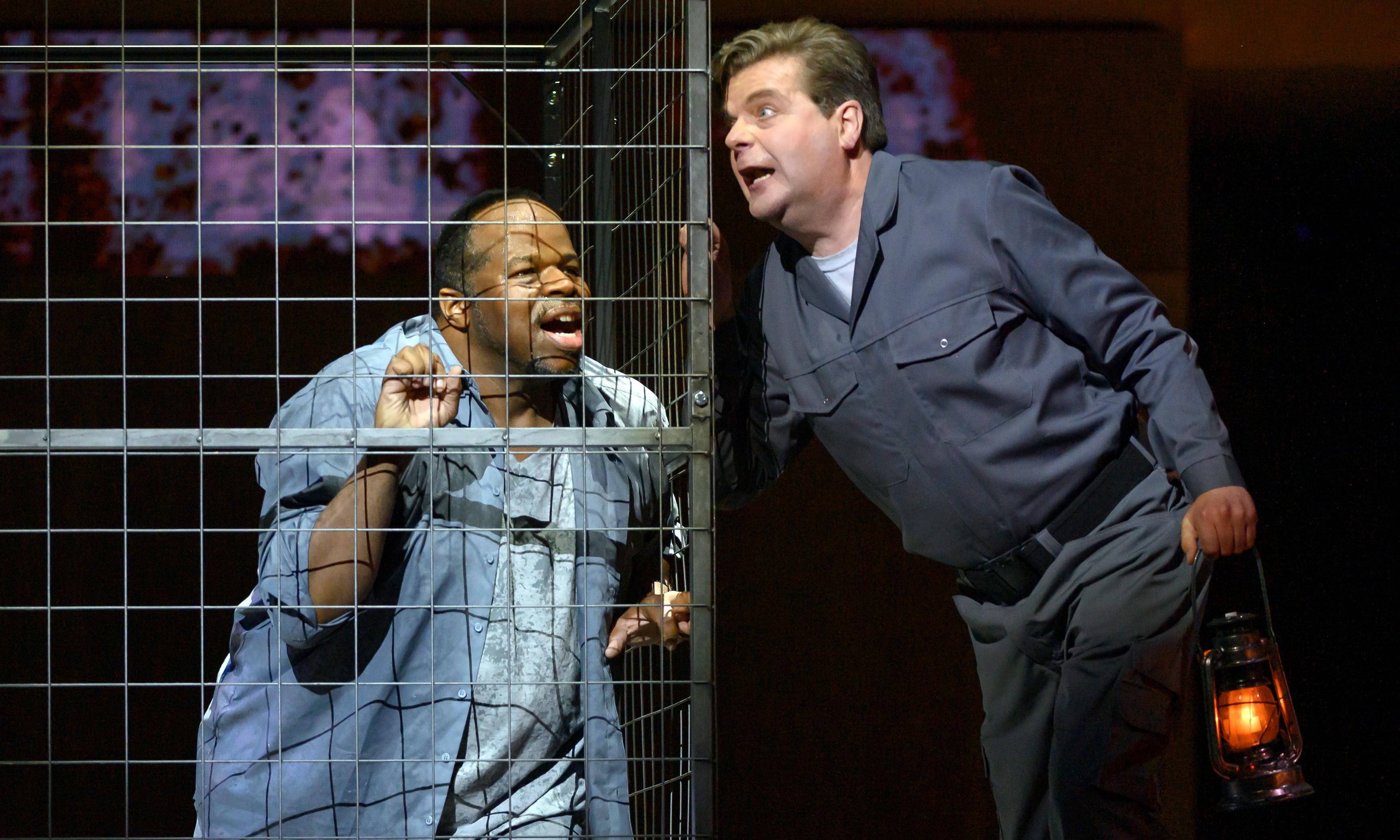Il Prigioniero/Fidelio review – inspired pairing probes depths of good and evil