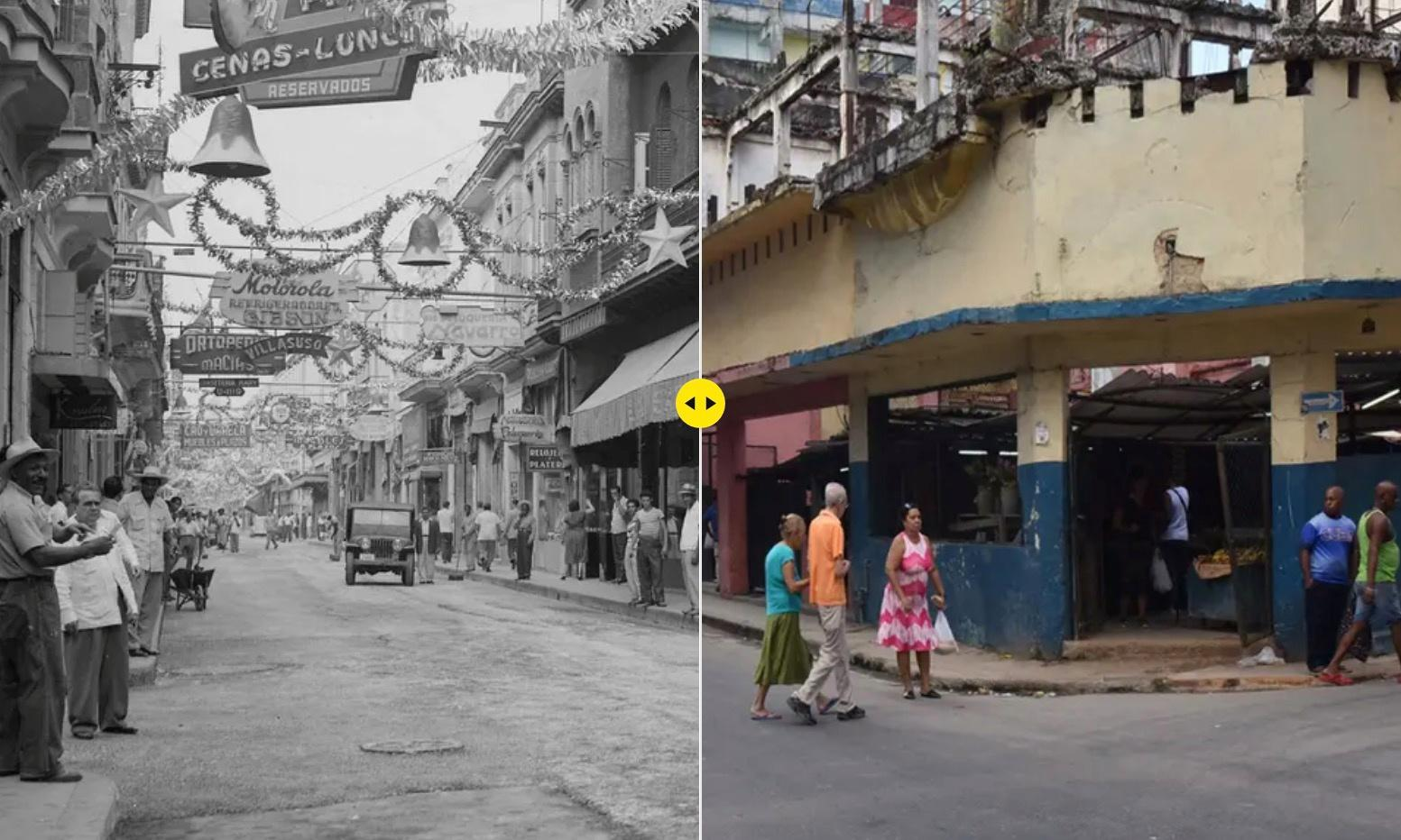 Havana on its 500th birthday – then and now