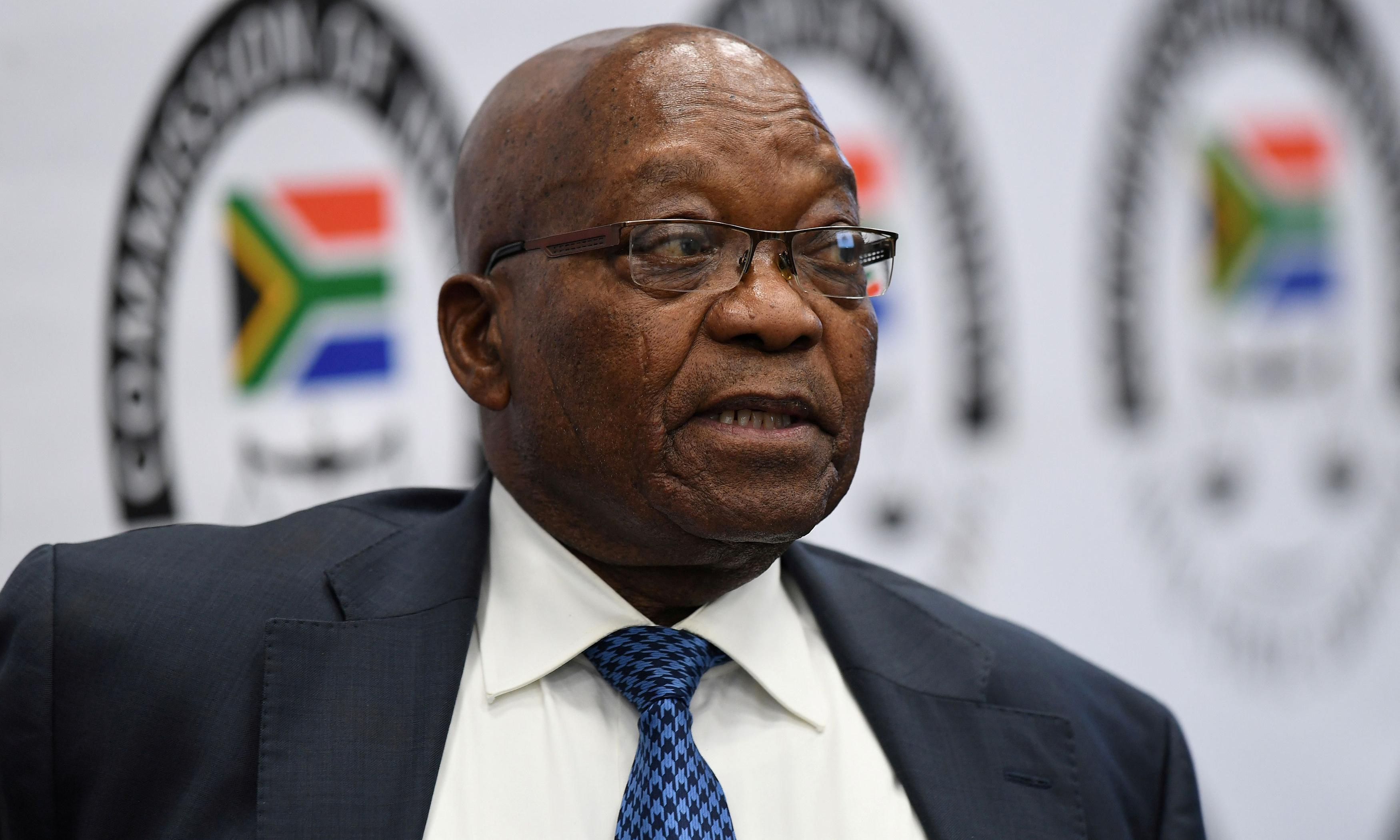 Jacob Zuma refuses to testify before major corruption inquiry