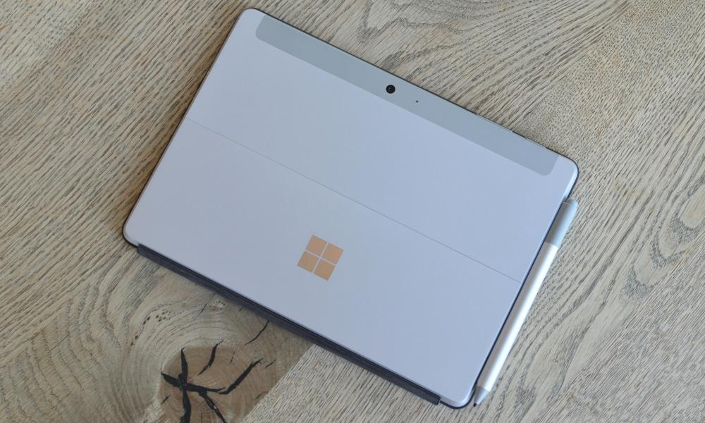 Microsoft Surface Одете Преглед