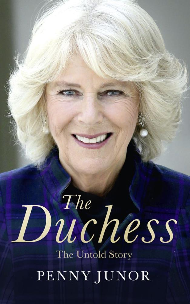 The Duchess: The Untold Story by Penny Junor (William Collins, £20)
