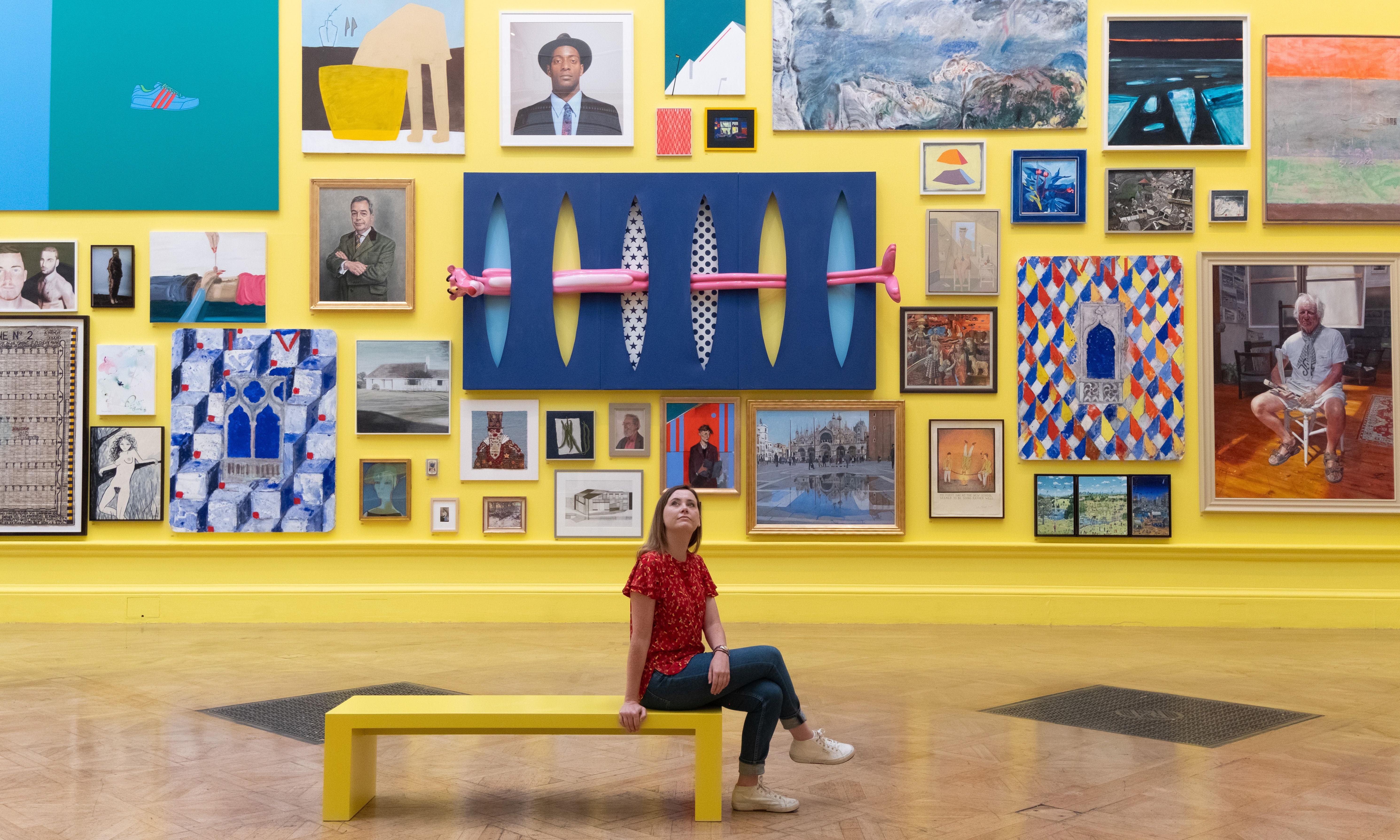 Forget yoga, under-30s use museums and galleries to de-stress